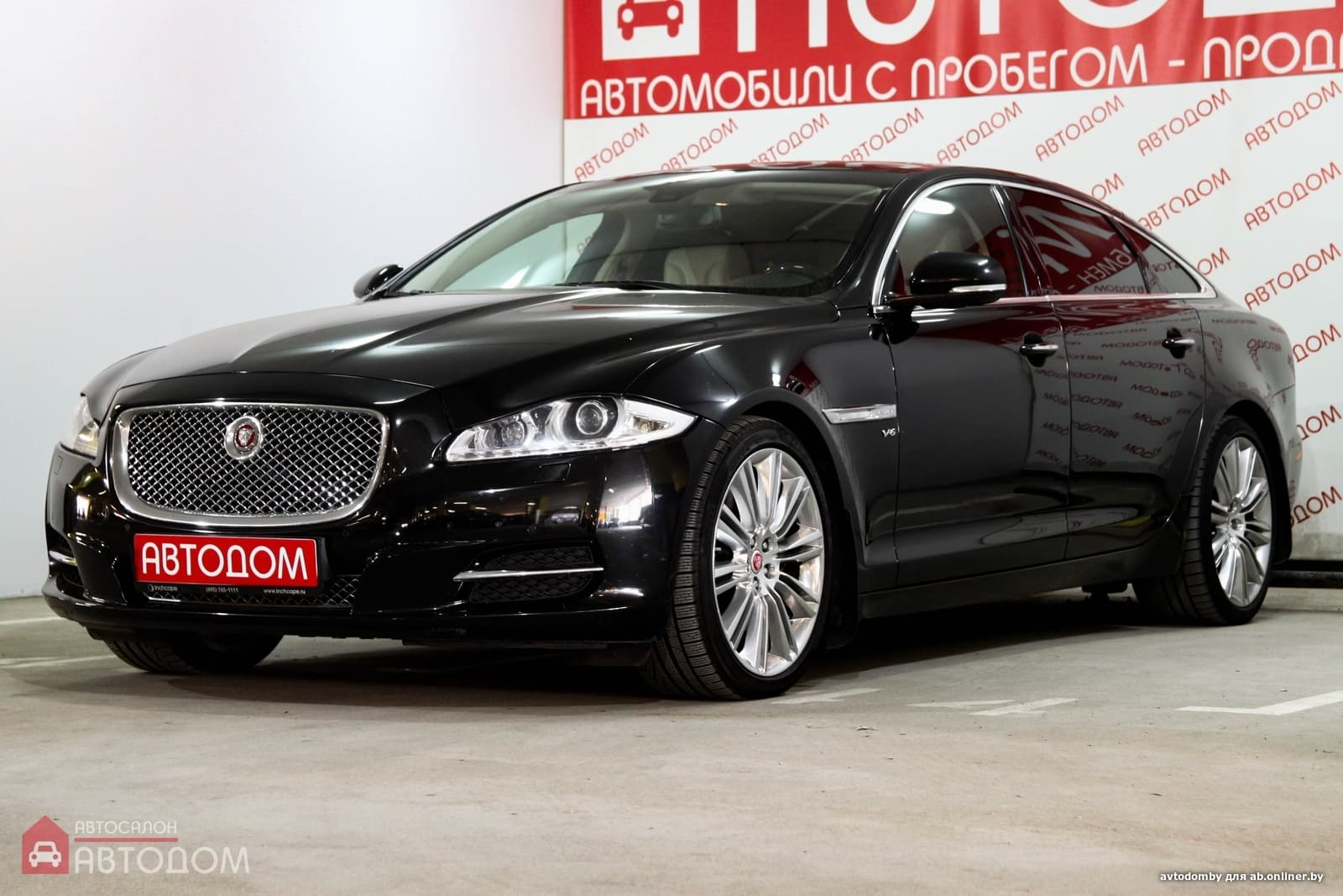 Jaguar XJ 4