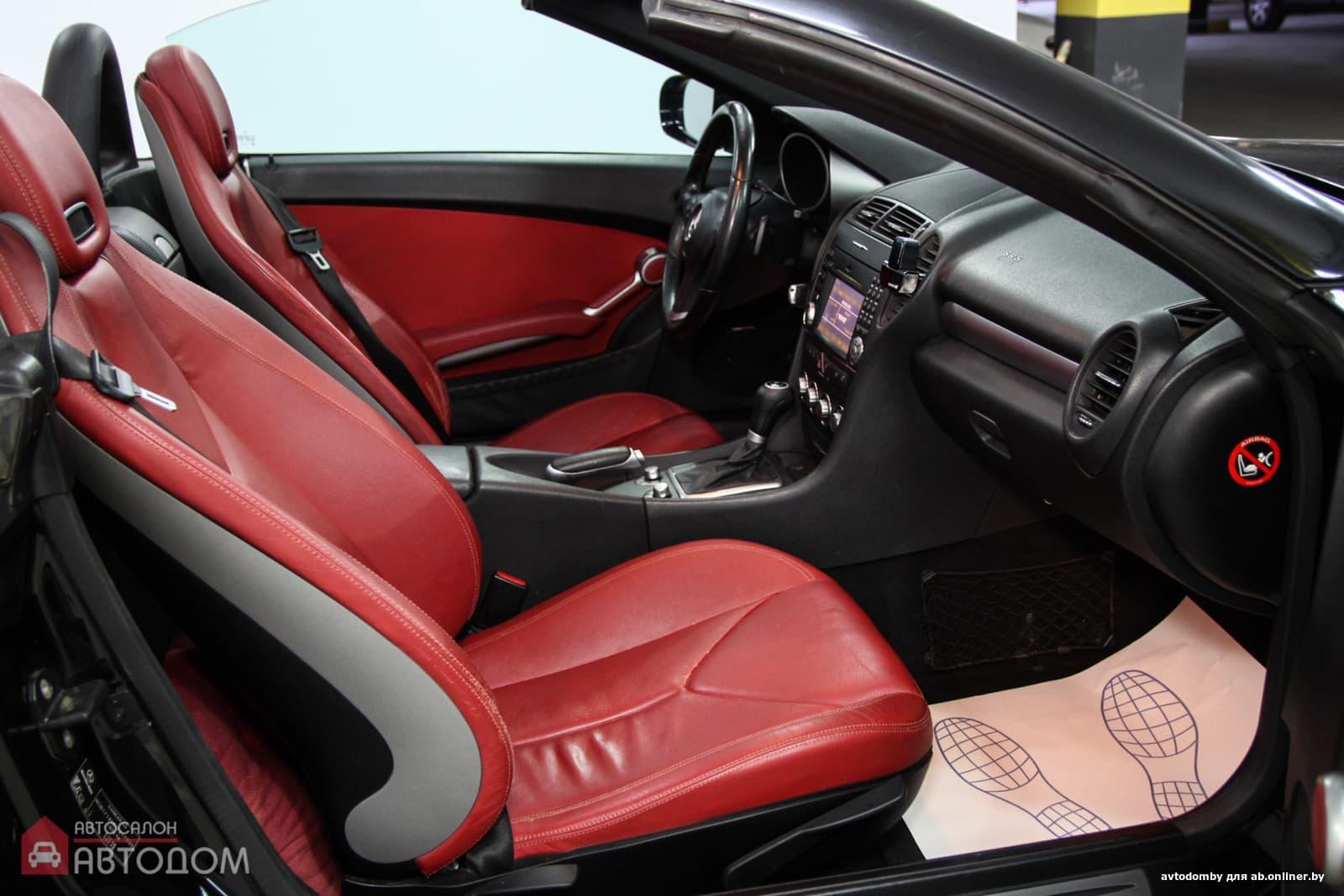Mercedes-Benz SLK350 350