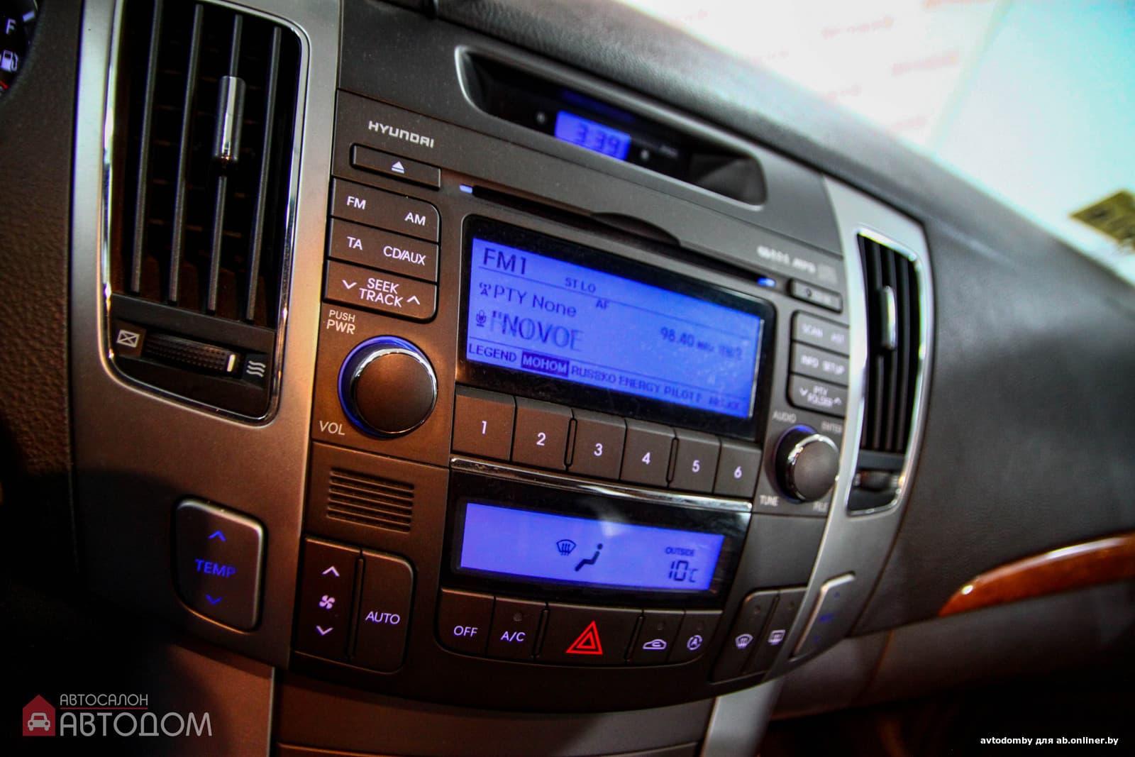 Hyundai Sonata NF