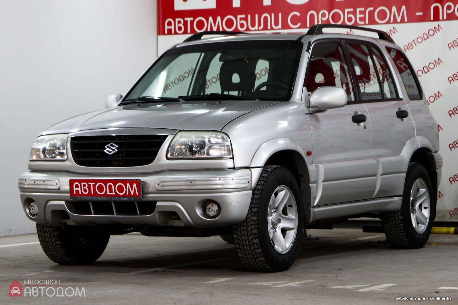 Suzuki Grand Vitara FT