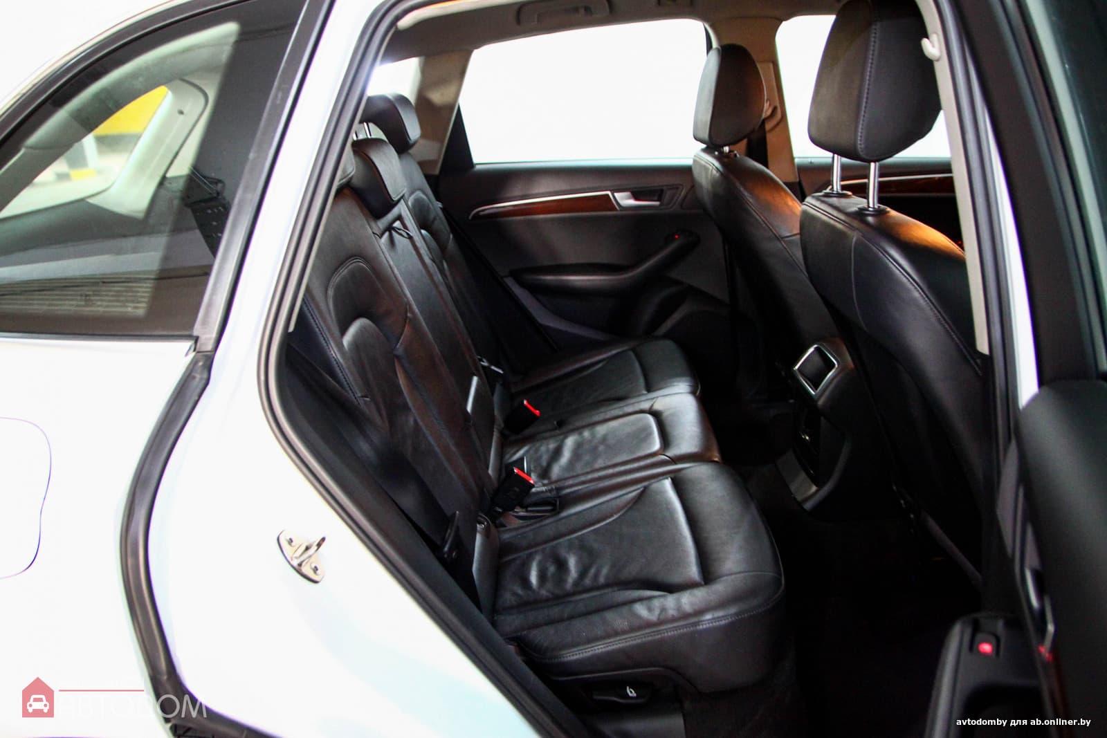 Audi Q5 8R