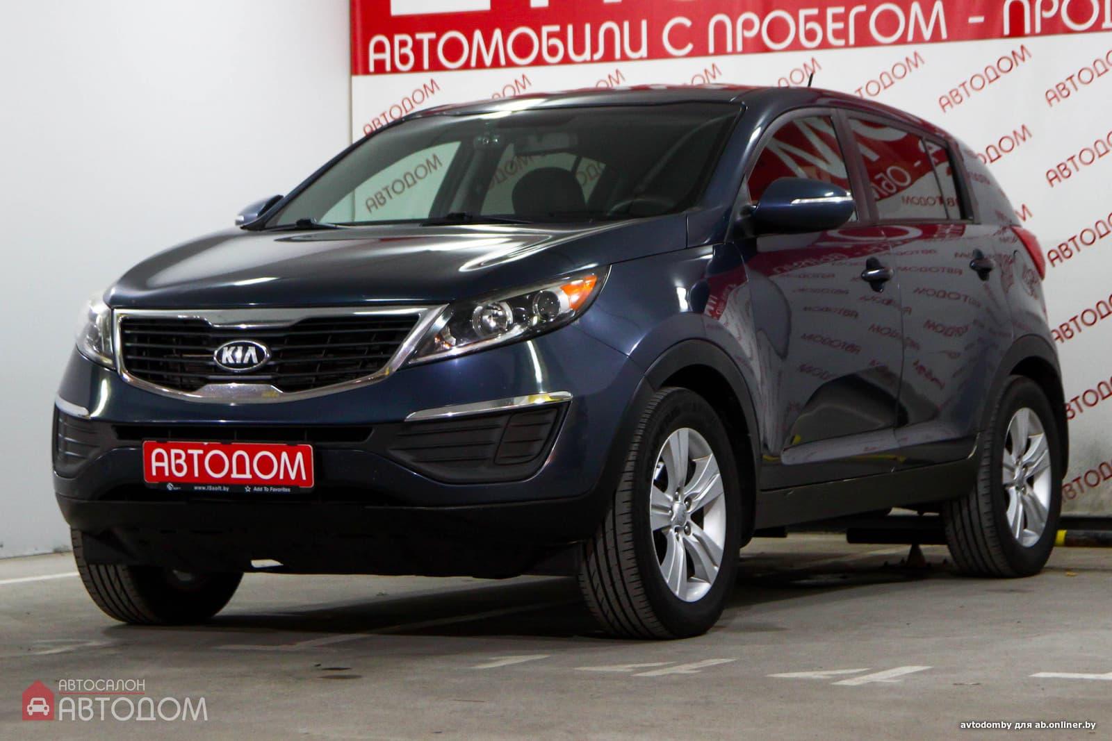 Kia Sportage III