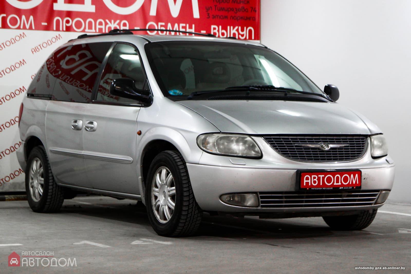 Chrysler Voyager IV