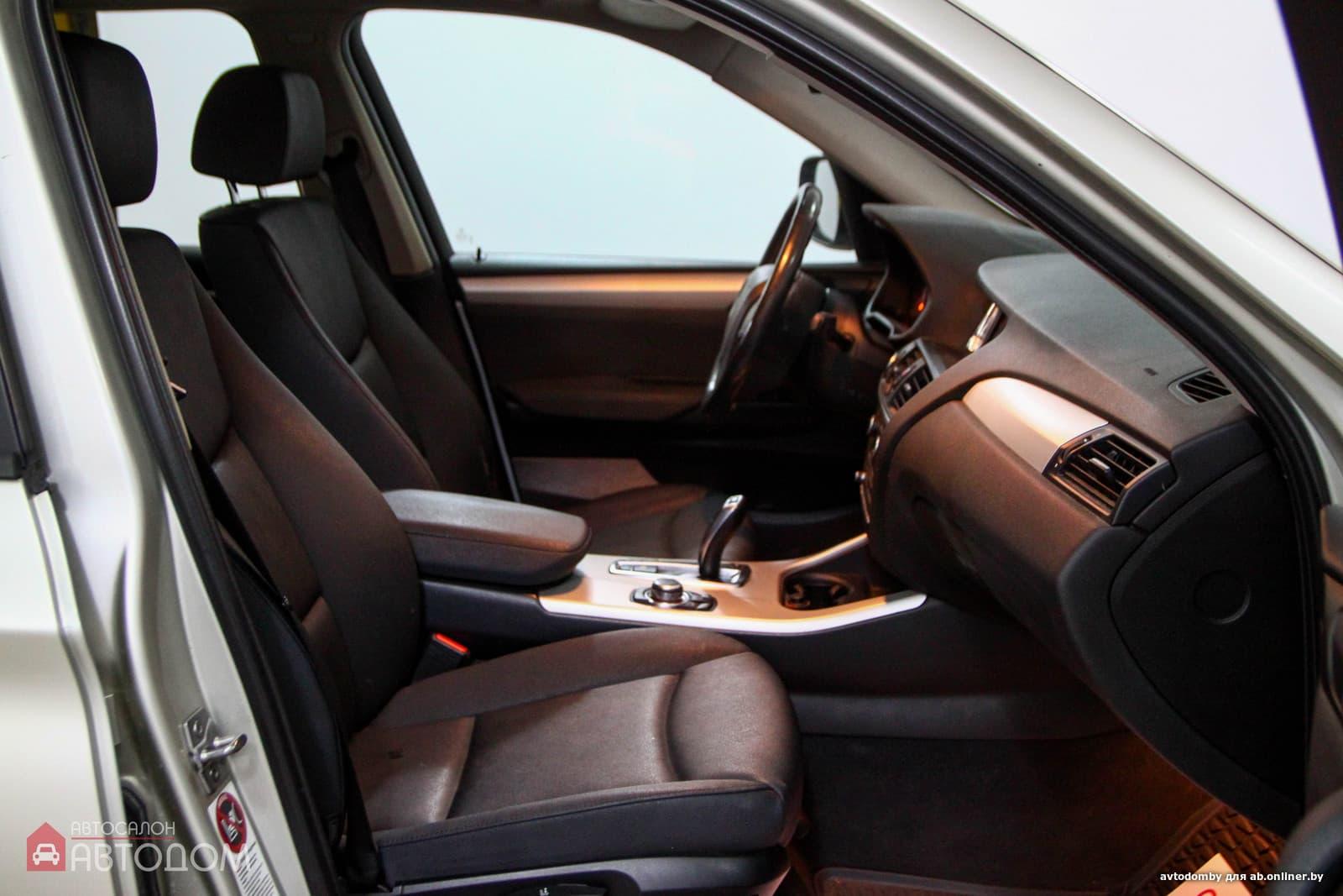 BMW X3 F25 XDRIVE 20D