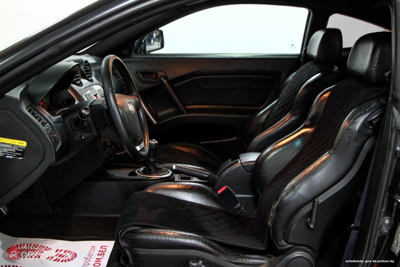 Hyundai Coupe GK