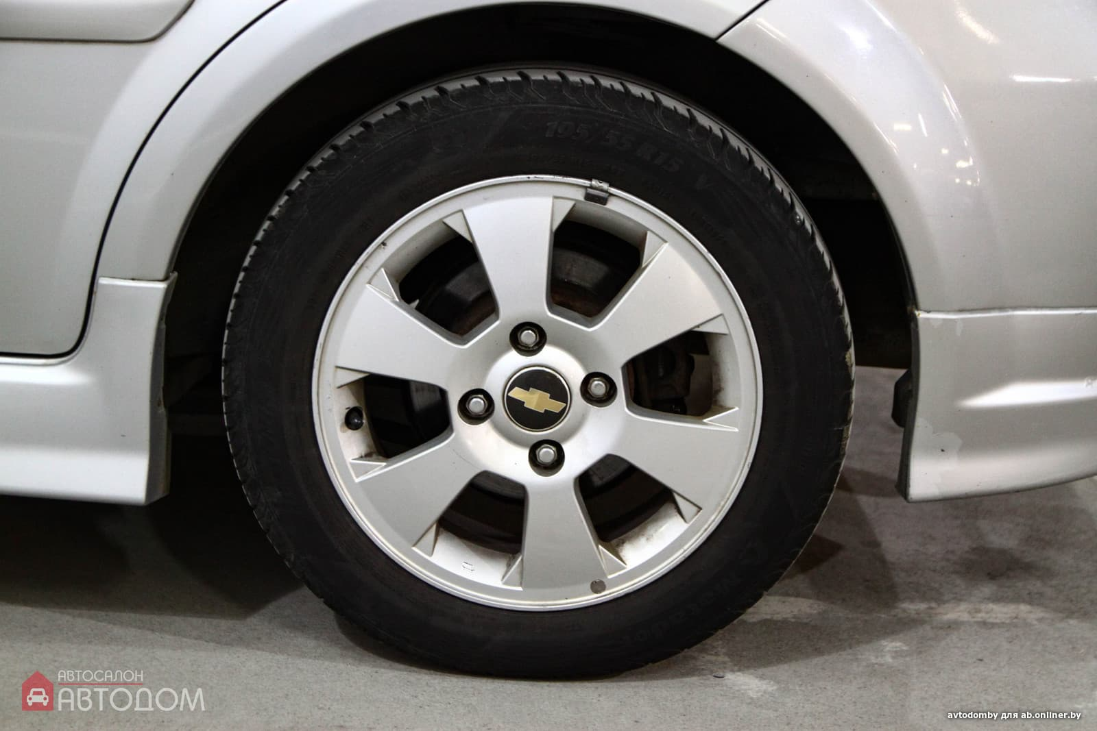 Chevrolet Lacetti