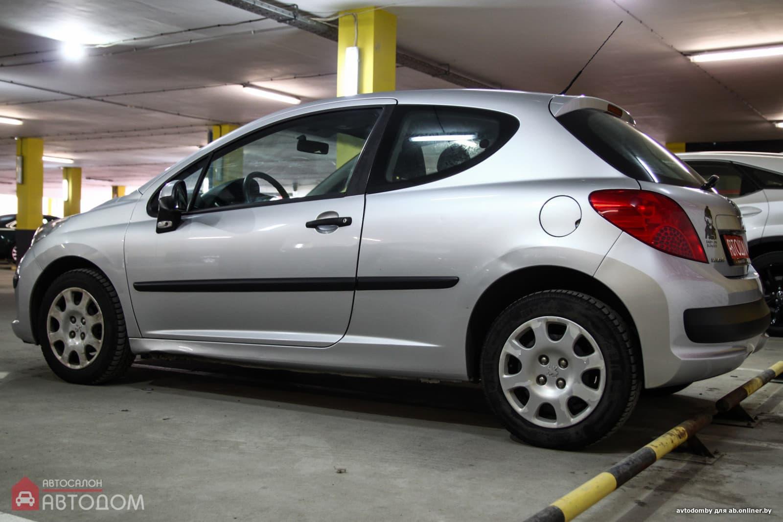 Peugeot 207 Talbot