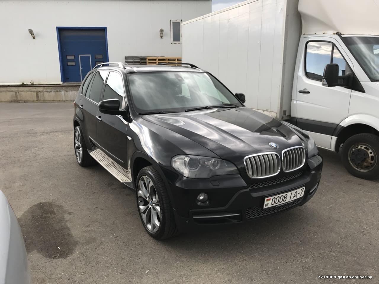 BMW X5 3.5 d