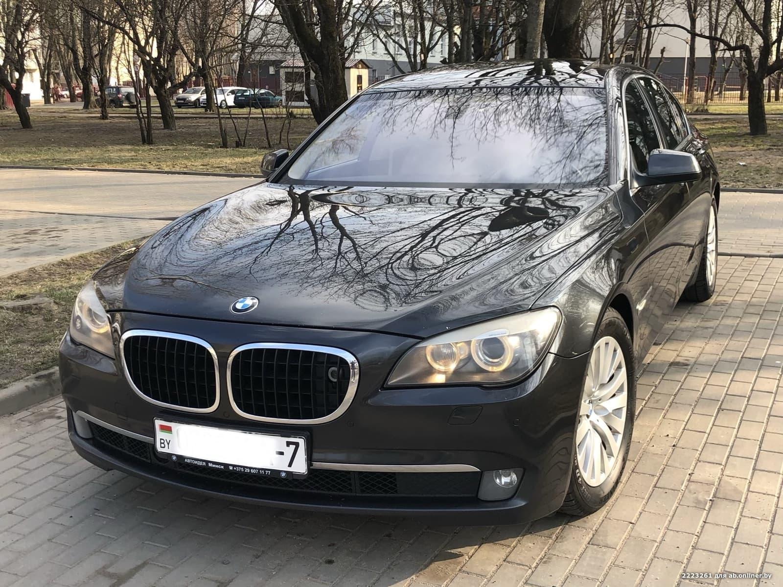 BMW 740 F01