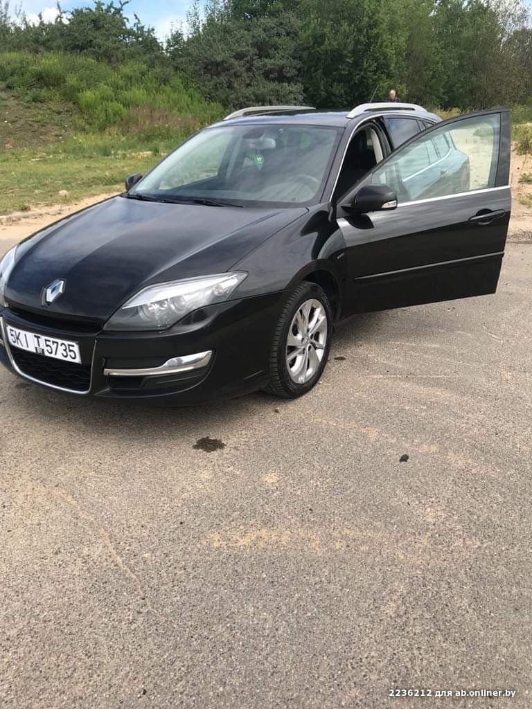 Renault Laguna LIMITED