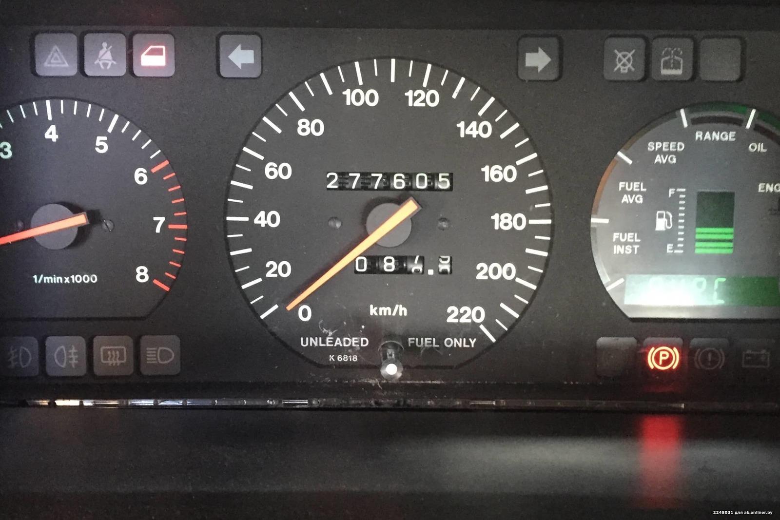 Volvo 460 Турбо