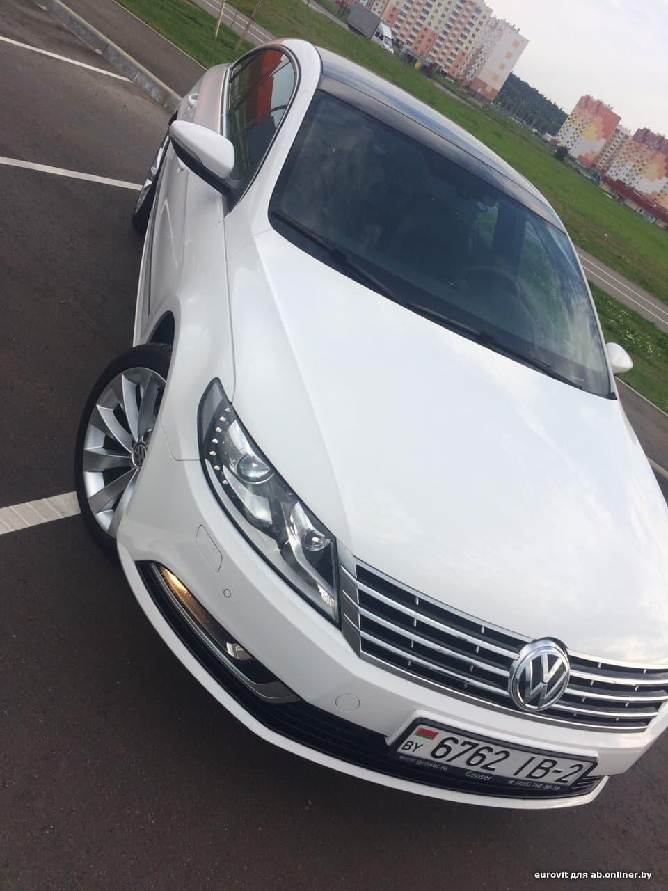 Volkswagen Passat CC Sport Highline