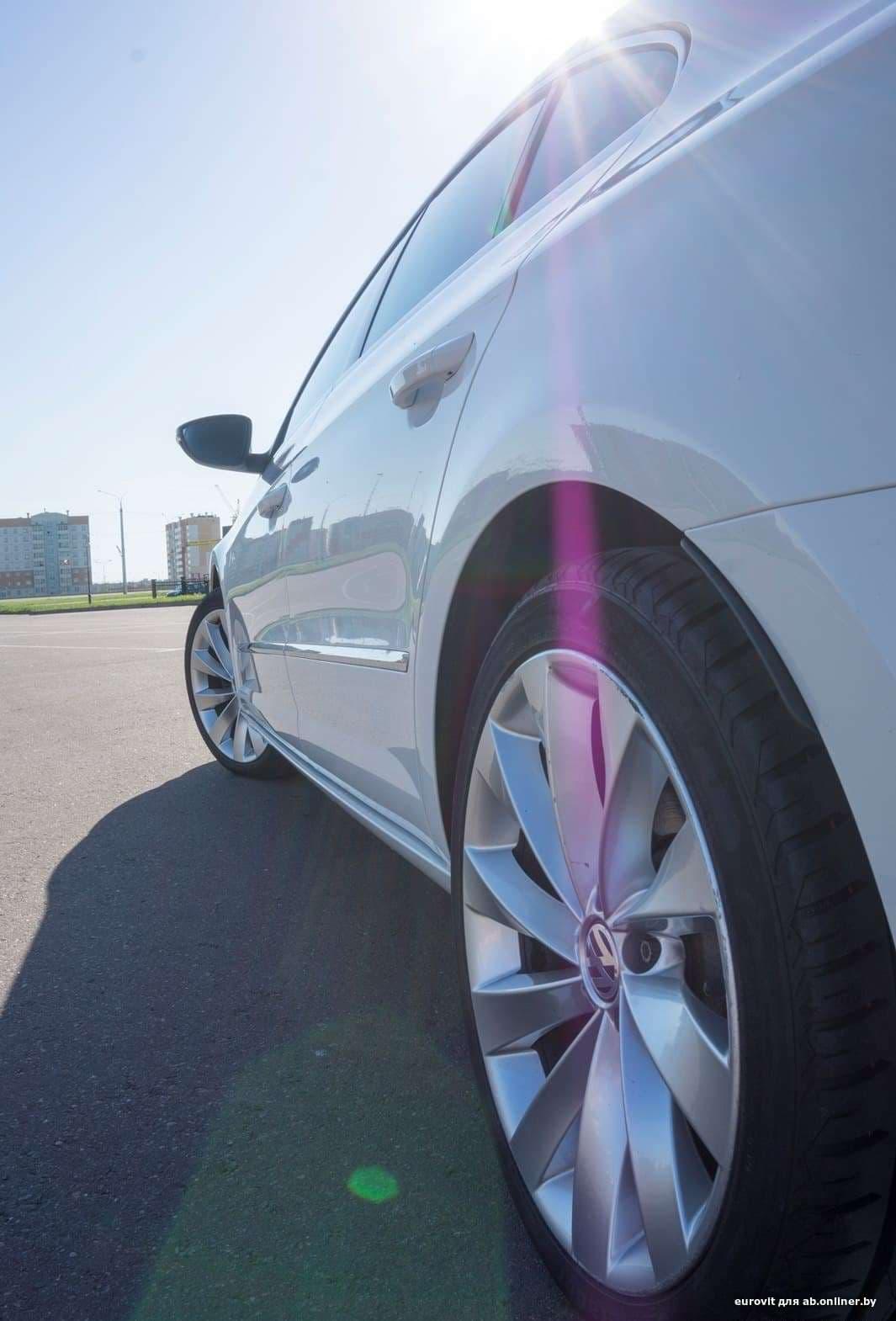 Volkswagen Passat CC Sport