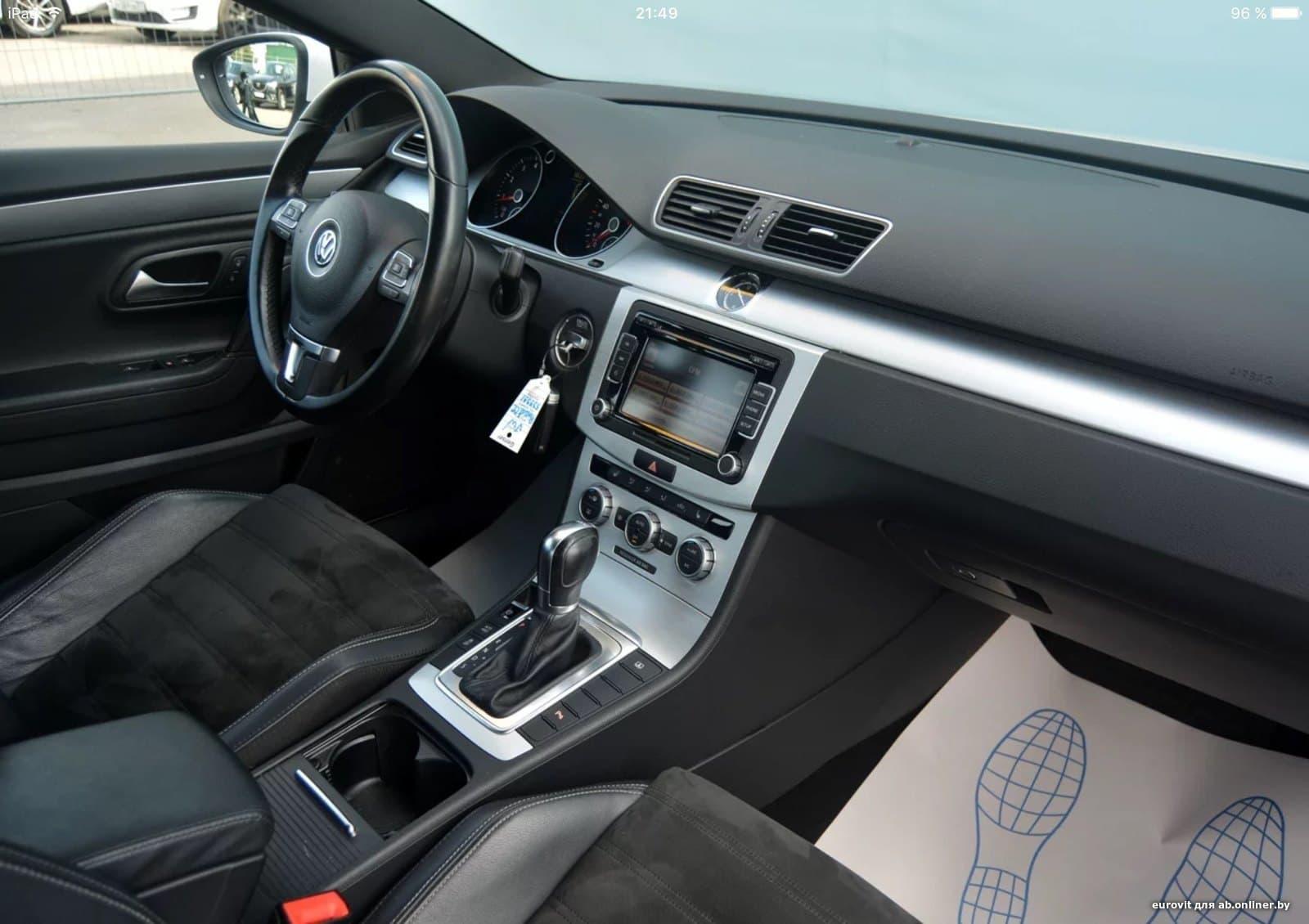 Volkswagen Passat CC Bi-Xenon
