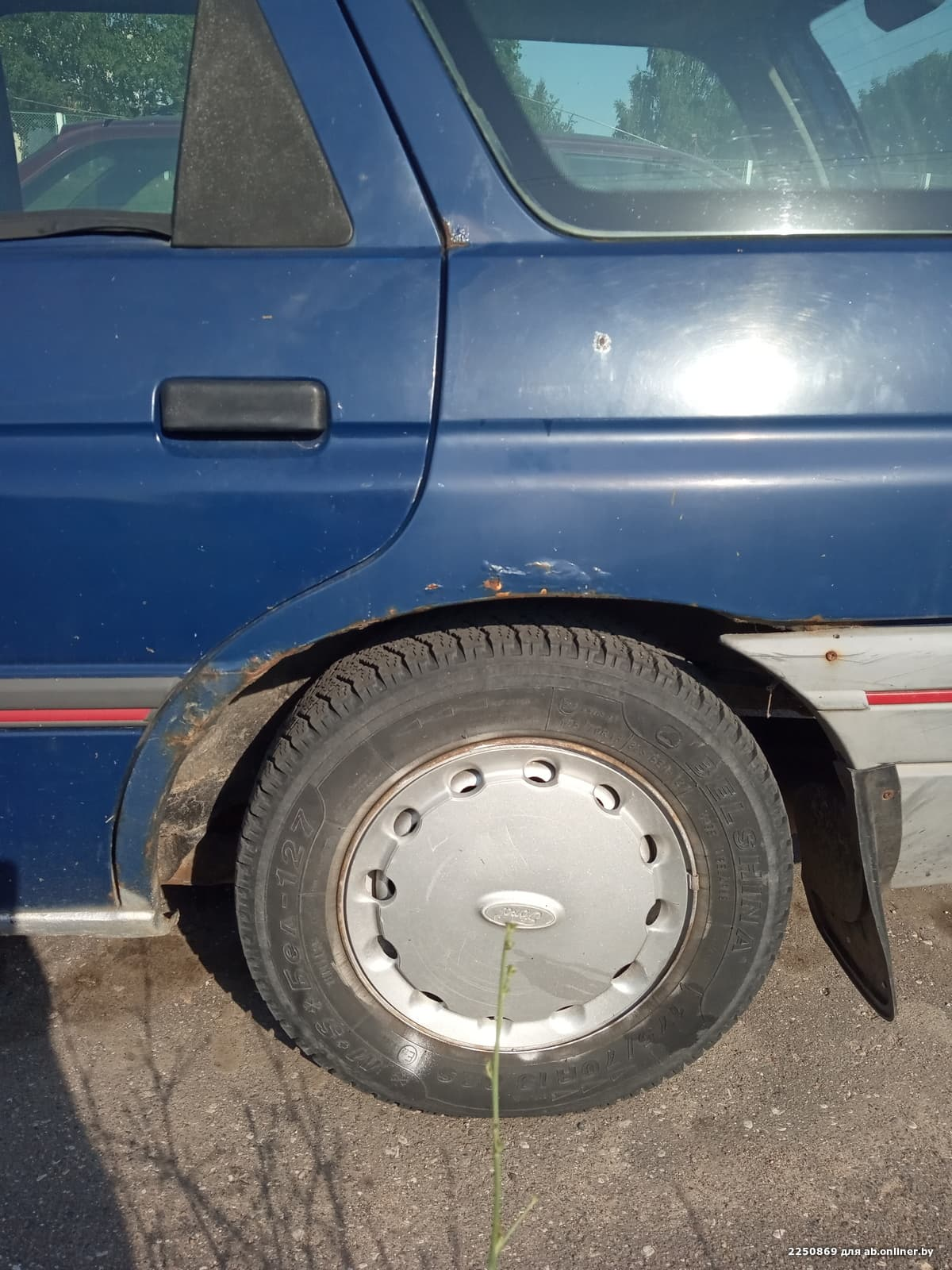 Ford Escort lJE