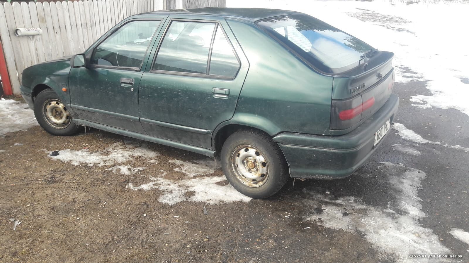 Renault 19 1.8