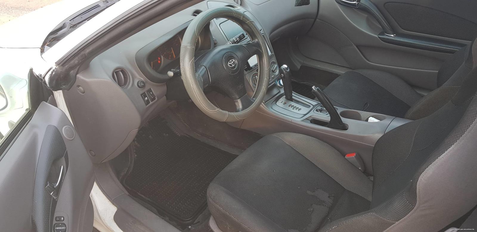 Toyota Celica Т230 1zz 140л.с
