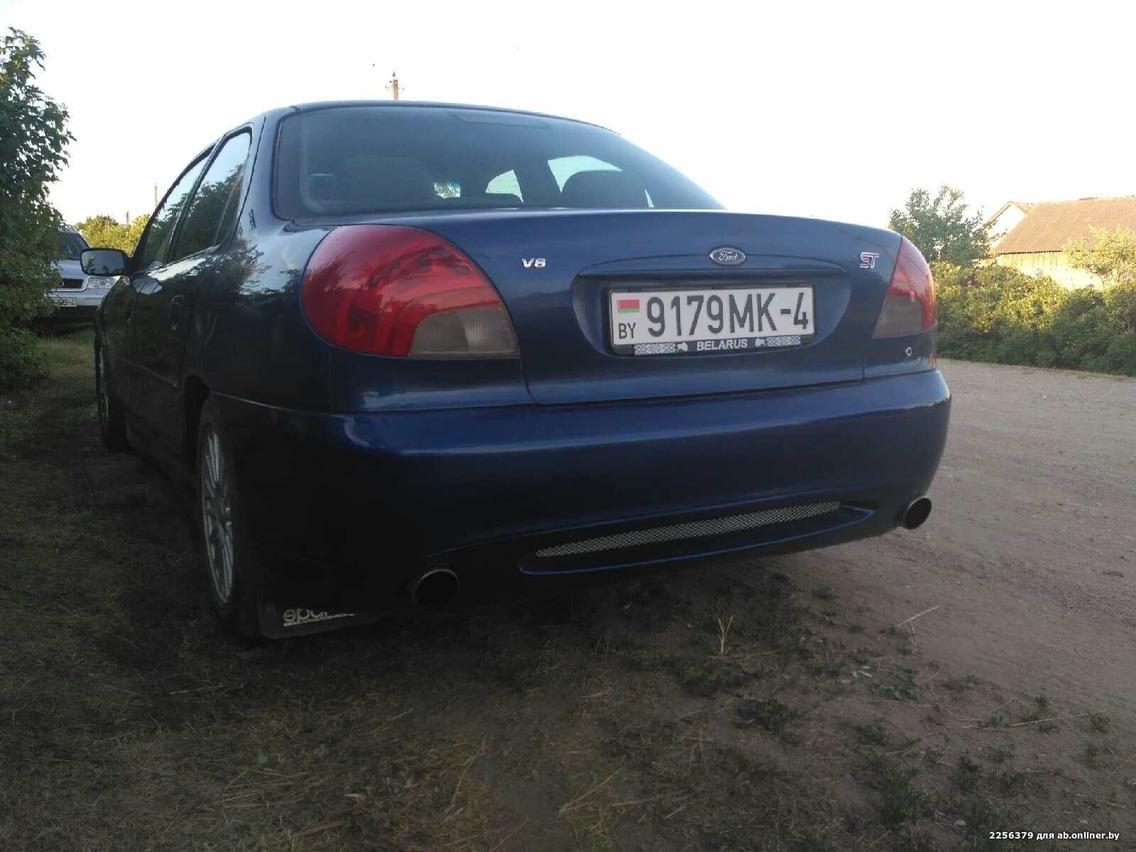 Ford Mondeo GT
