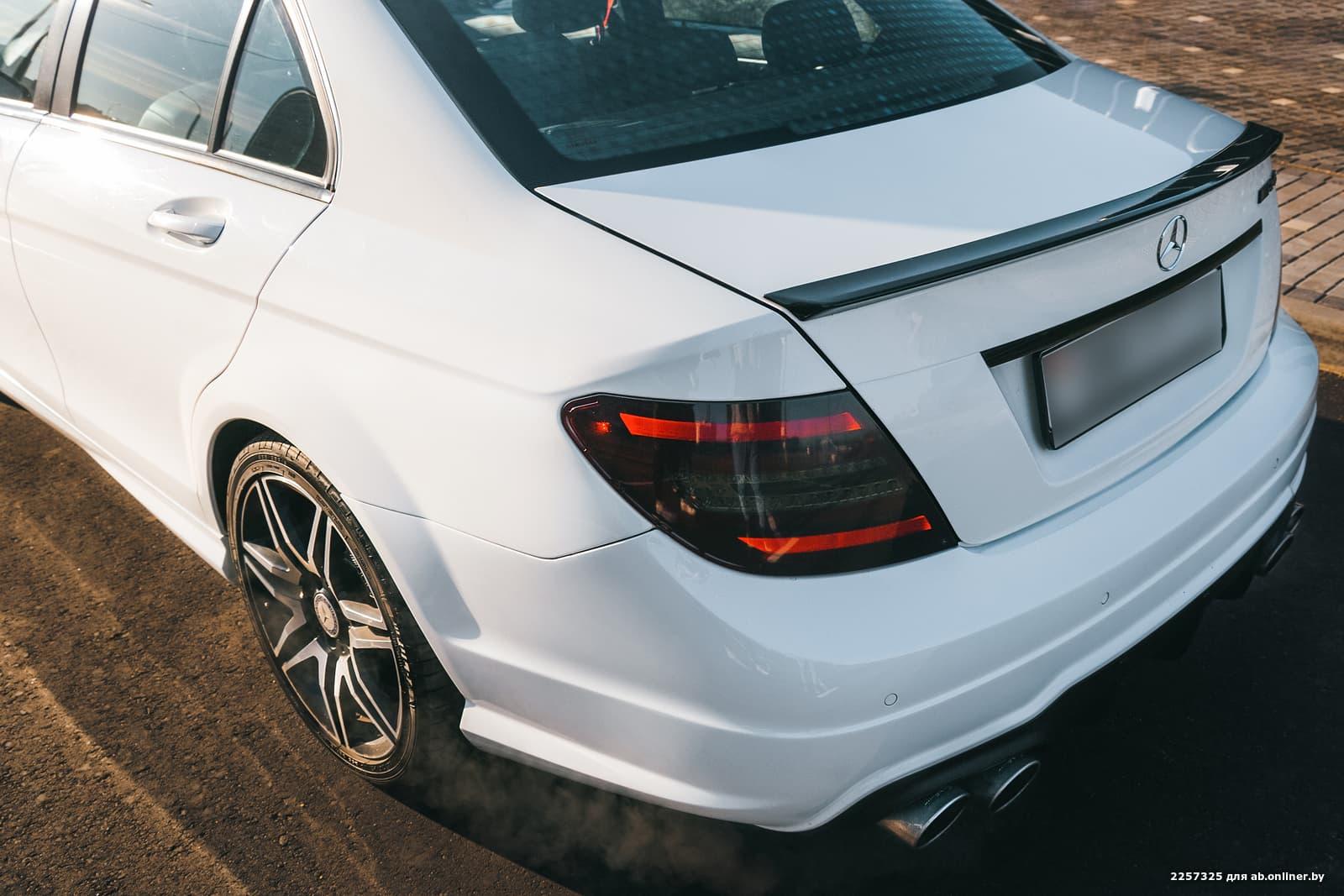 Mercedes-Benz C180 AMG+