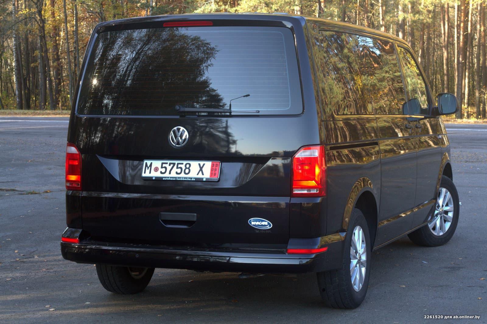 Volkswagen T6 COMBY