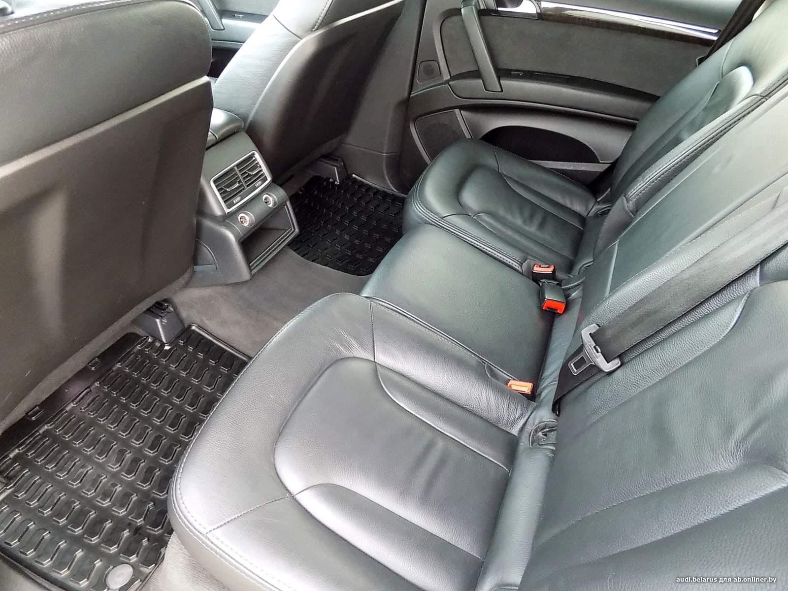 Audi Q7 S line