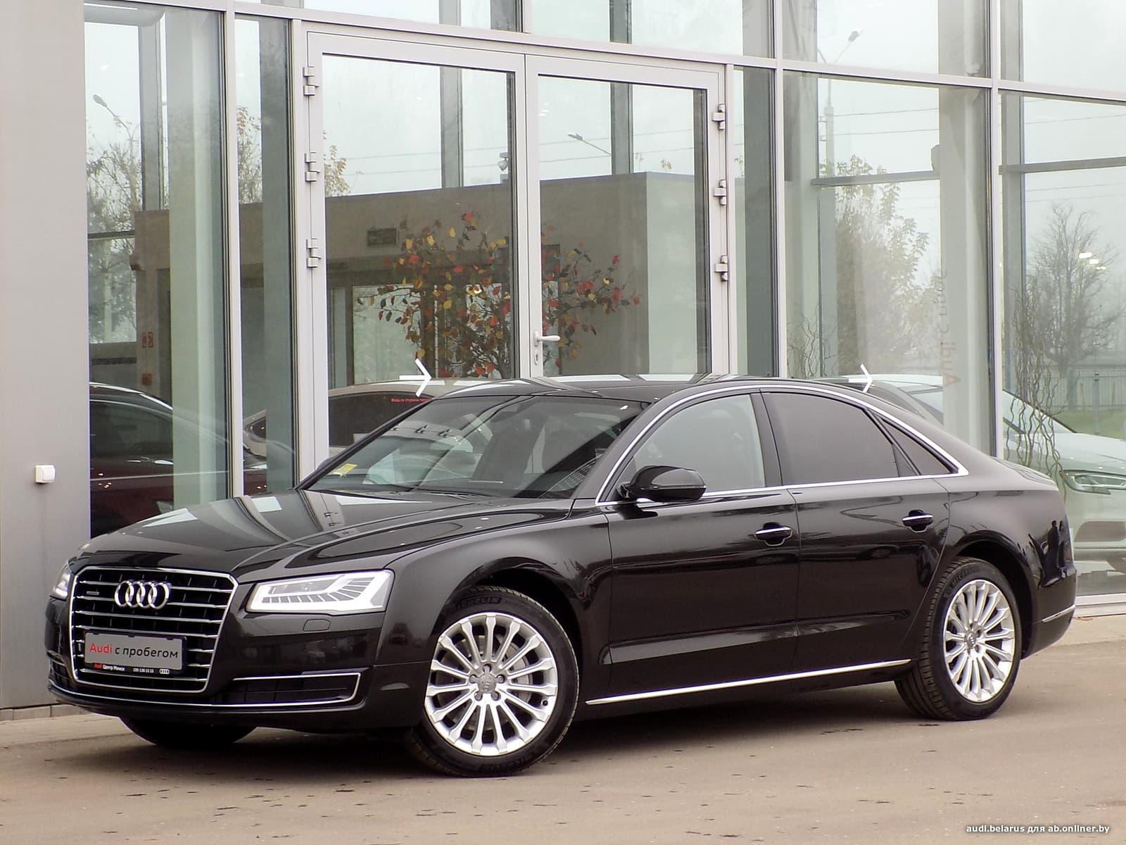 Audi A8 с НДС