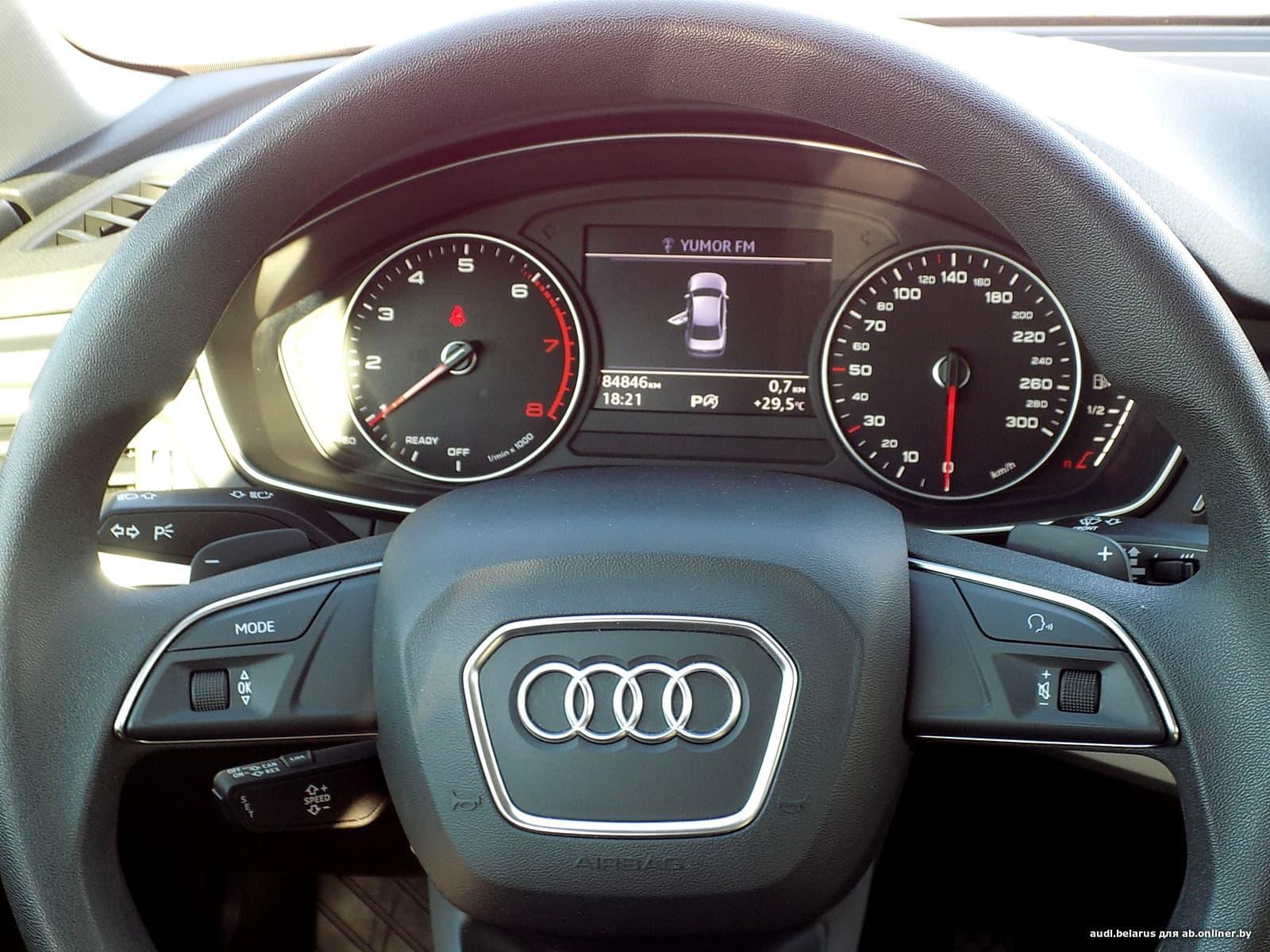 Audi A4 с НДС