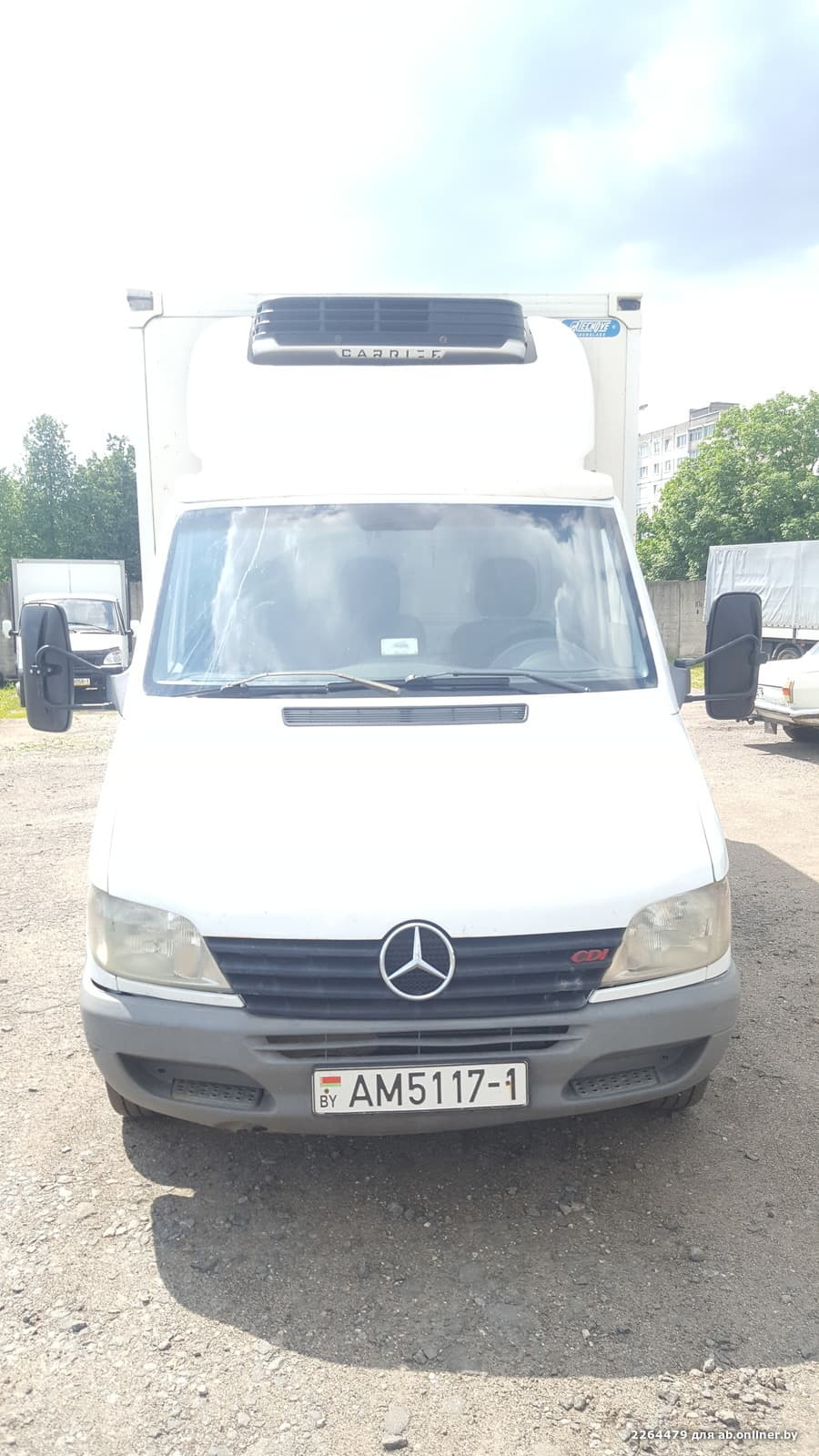 Mercedes-Benz Sprinter 413 CDI Рефрижерато