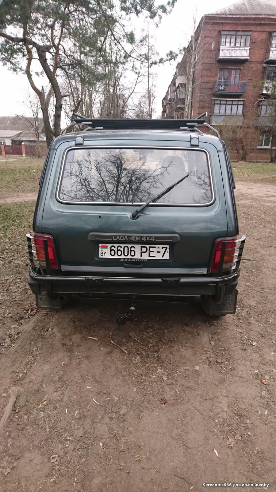 ВАЗ (Lada) 2131 4х4 нива