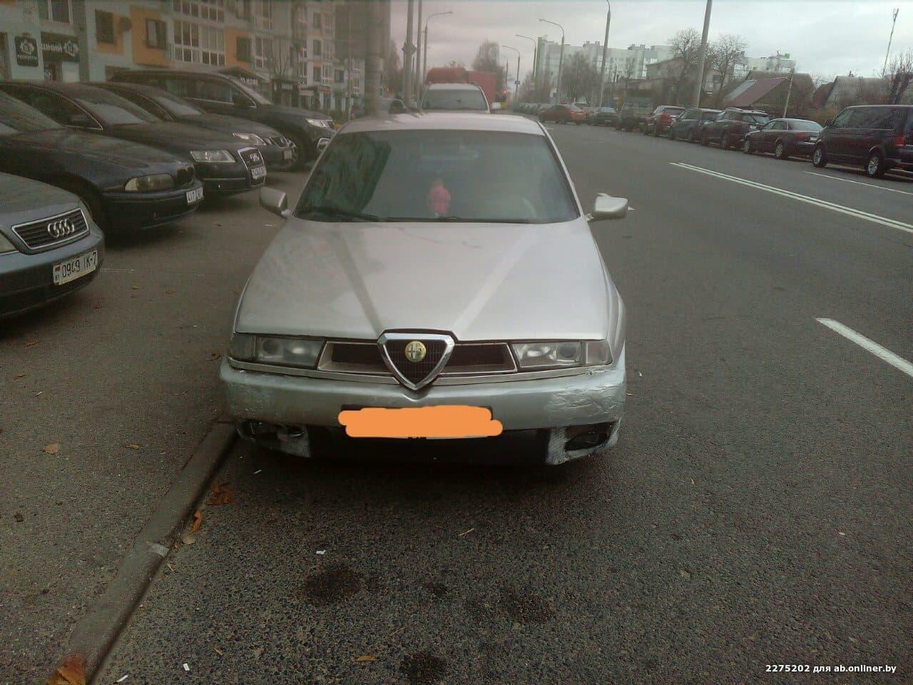 Alfa Romeo 155 Tvin spark
