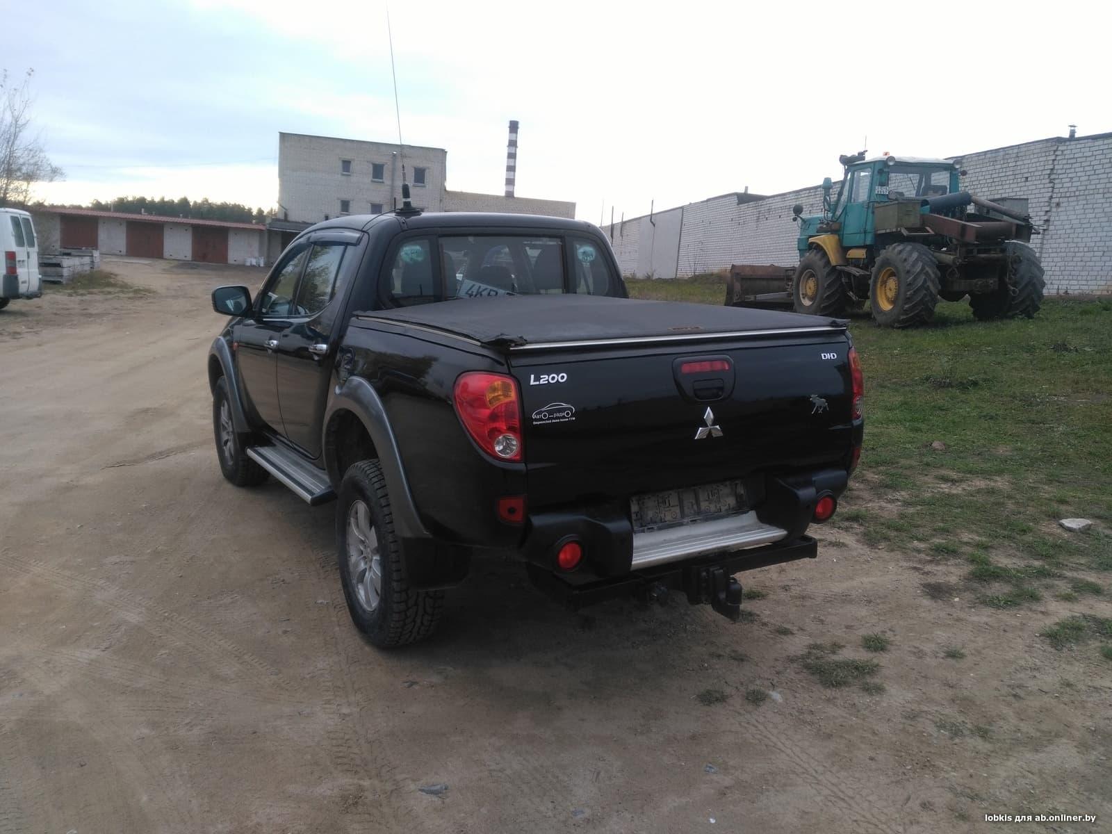 Mitsubishi L200 Super Select