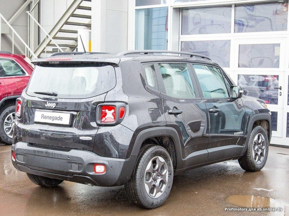Jeep Renegade TRAILHAWK 4X4 2.4L