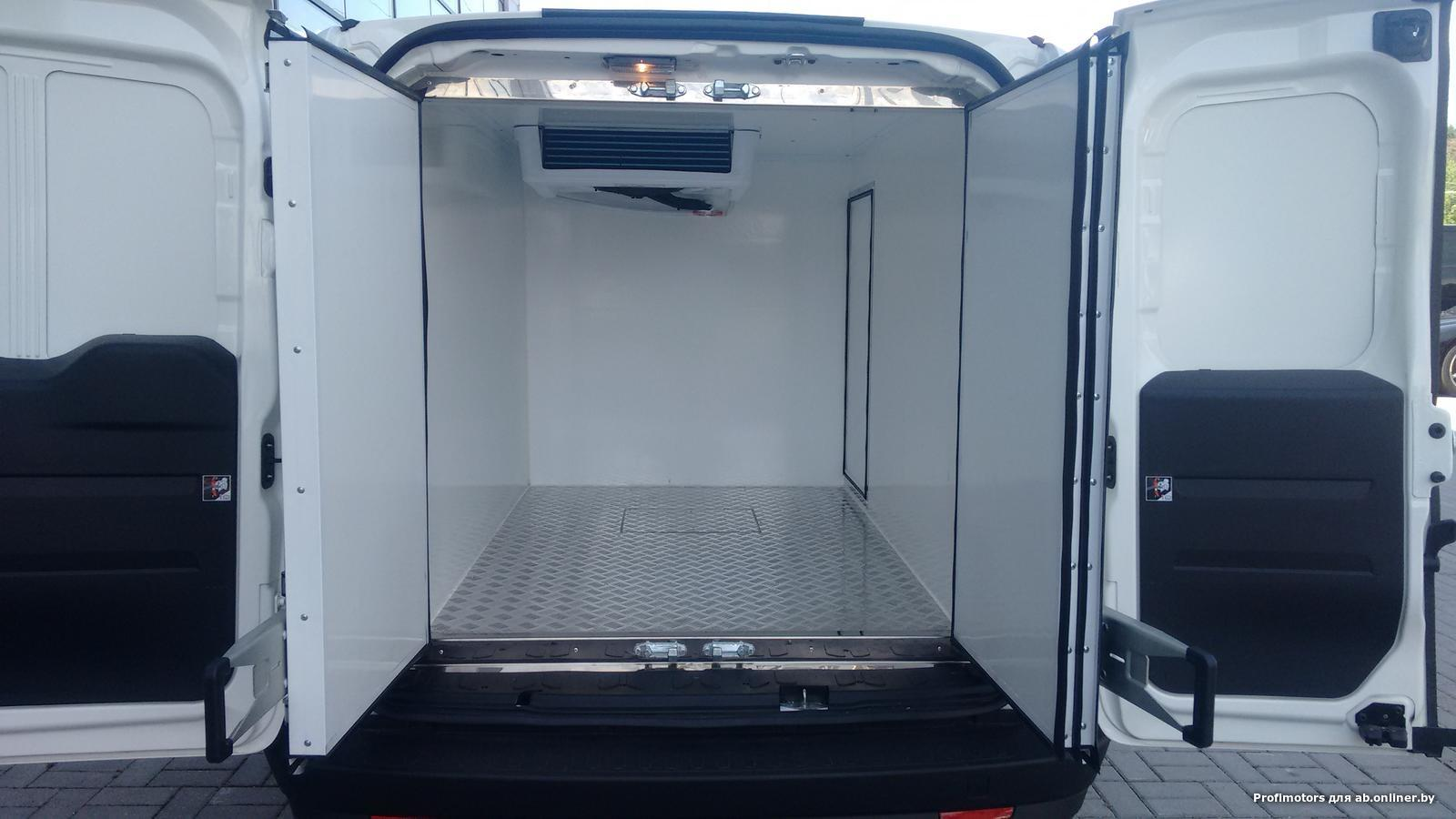 Fiat Doblo Maxi изотермическ