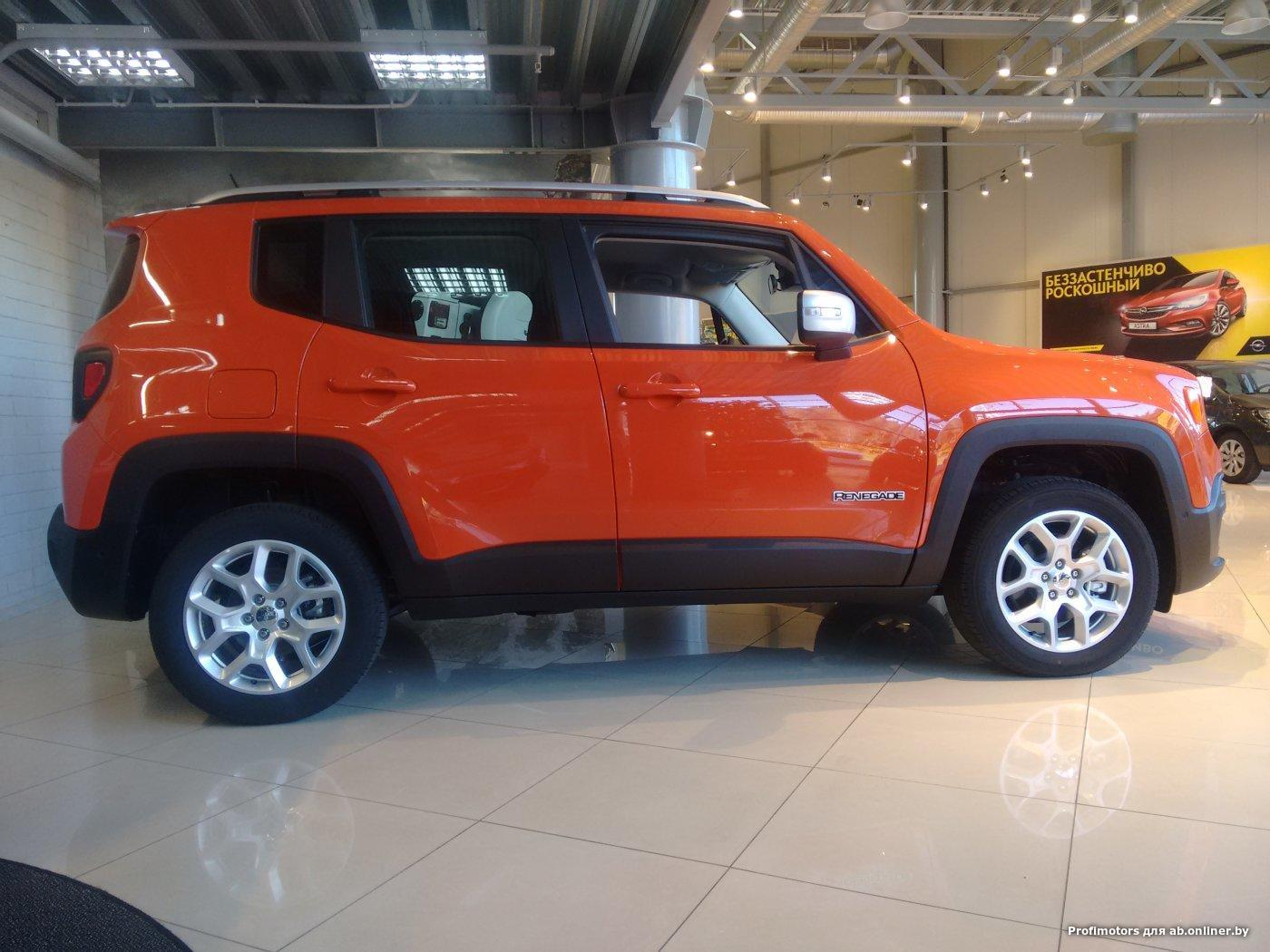 Jeep Renegade LIMITED 4X4, 2017