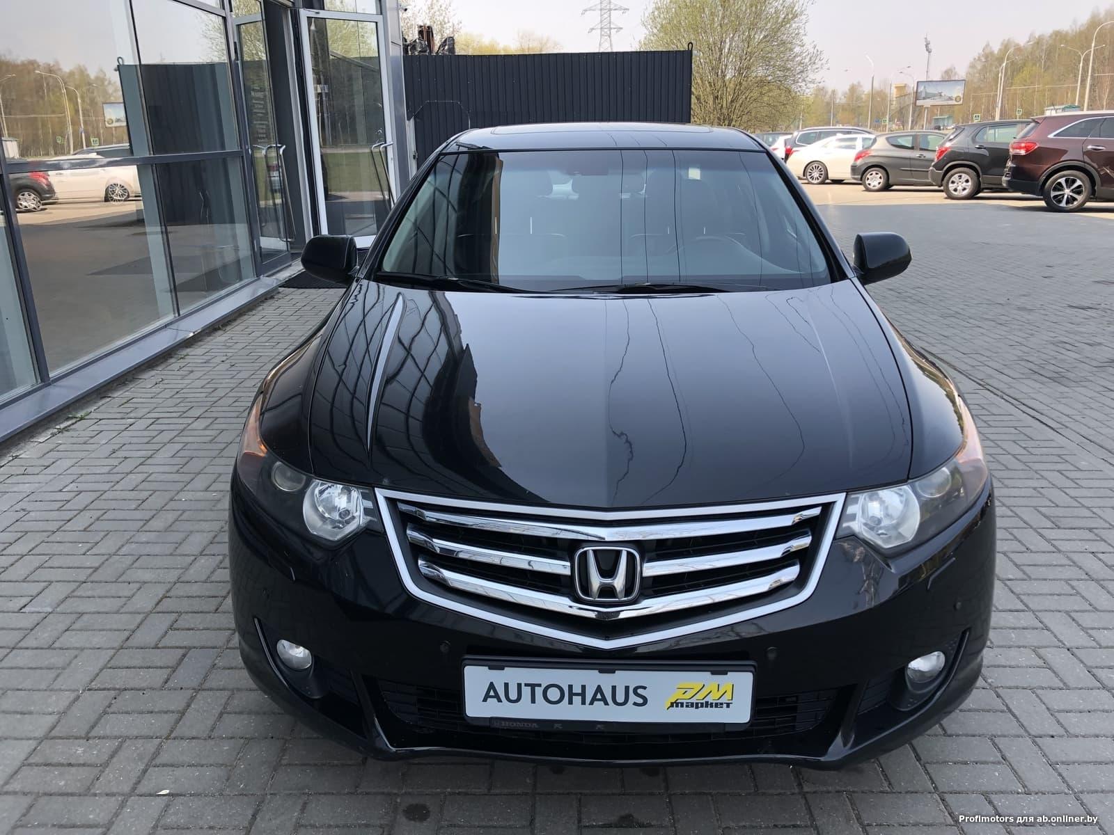 Honda Accord 2,4i Executive