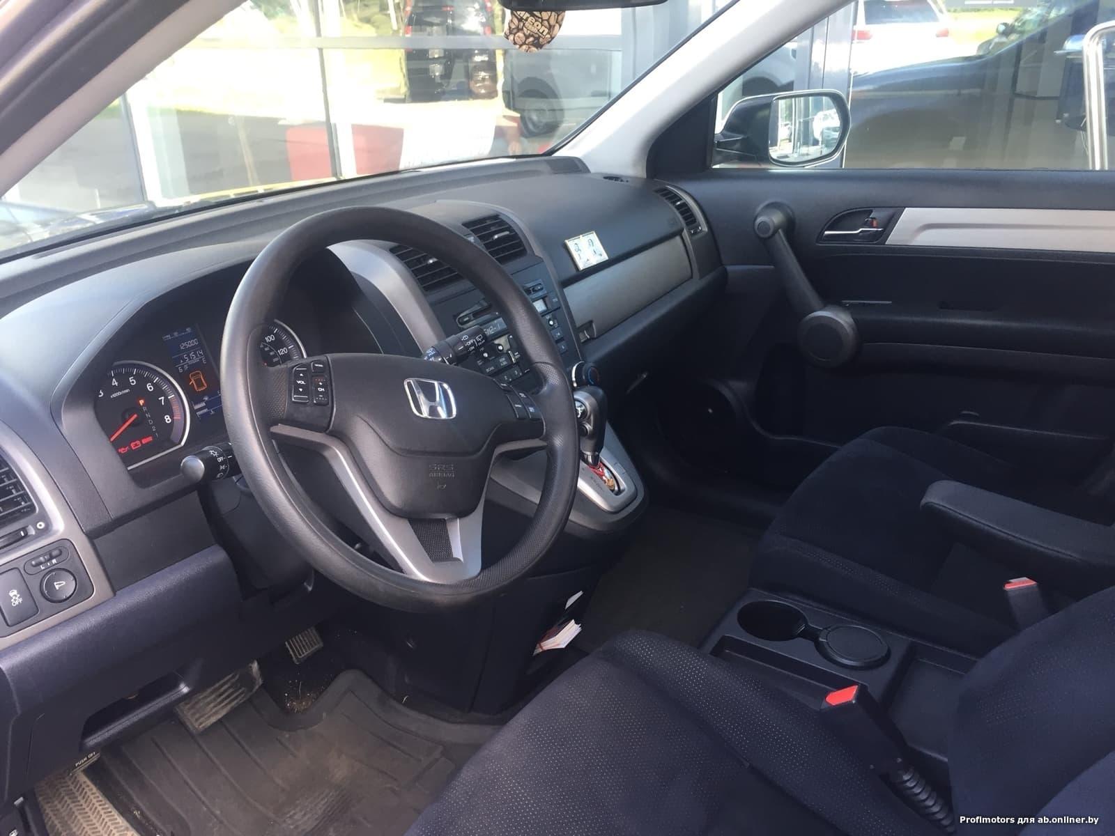 Honda CR-V 2,4iLX