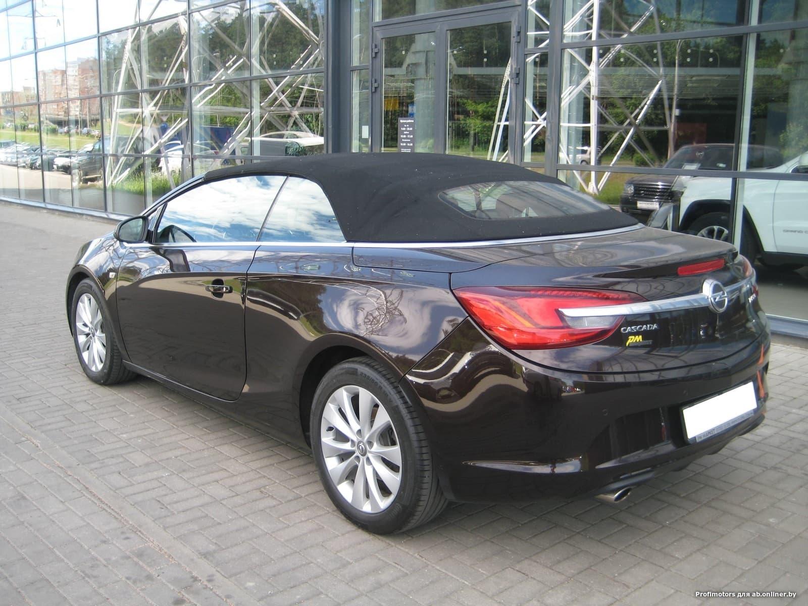 Opel Cascada Cabrio