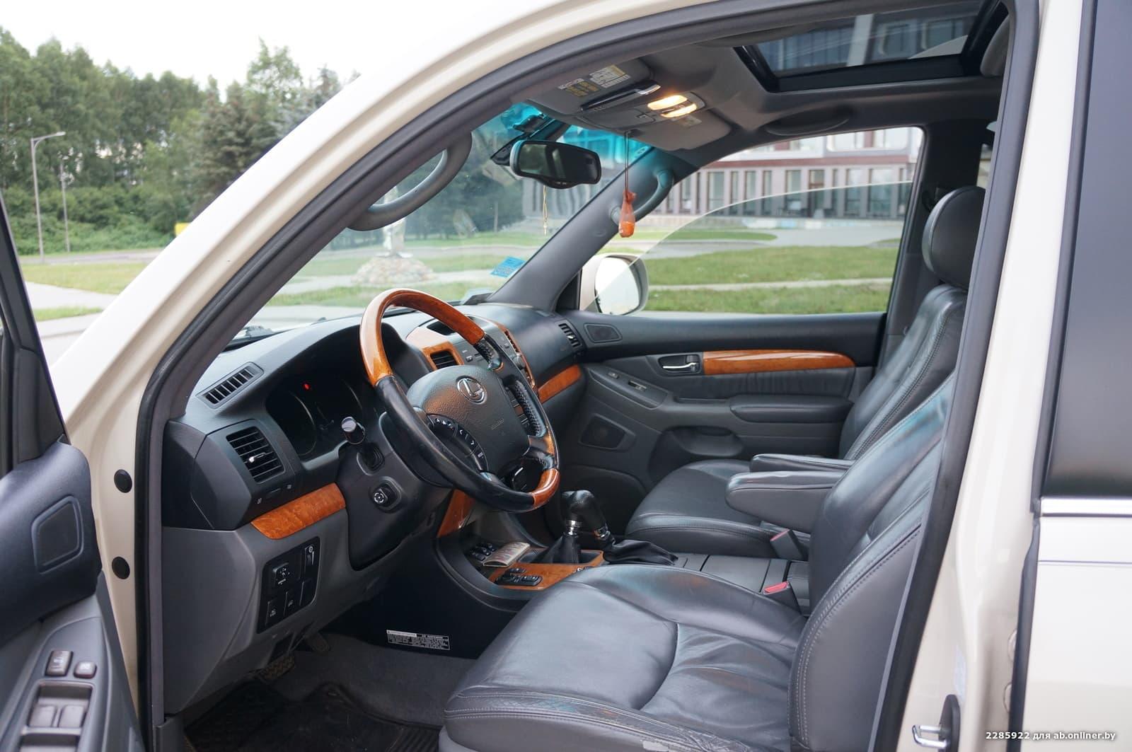 Lexus GX 4700