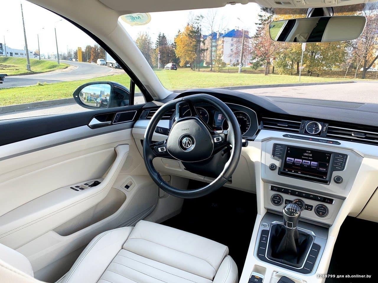 Volkswagen Passat ComfortPlus Maxi