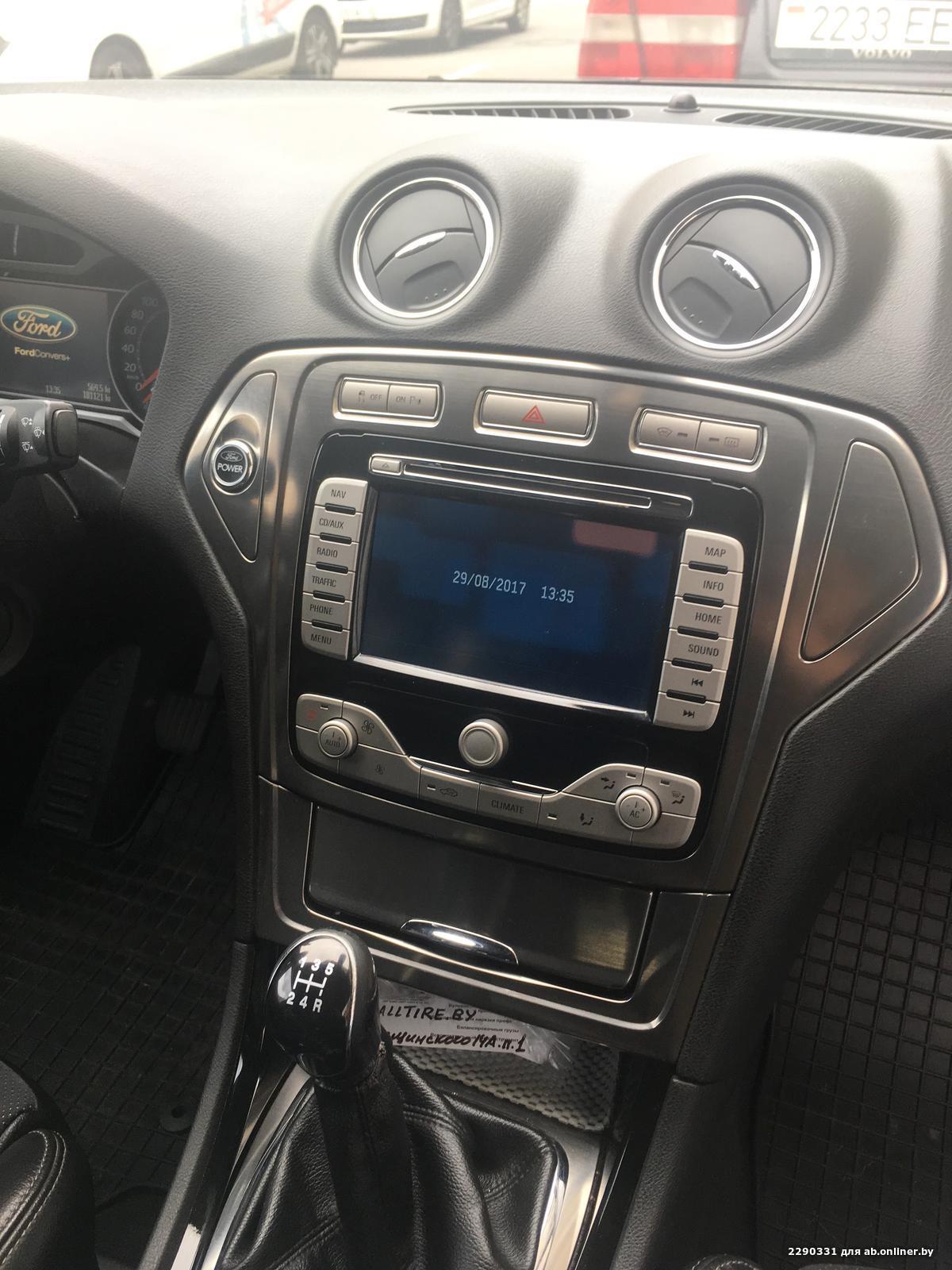 Ford Mondeo Titanium +