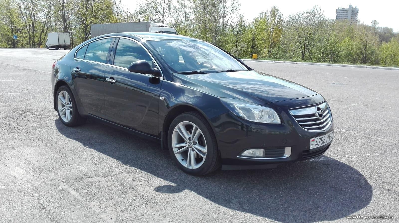 Opel Insignia 2.0 cdti OPC Line
