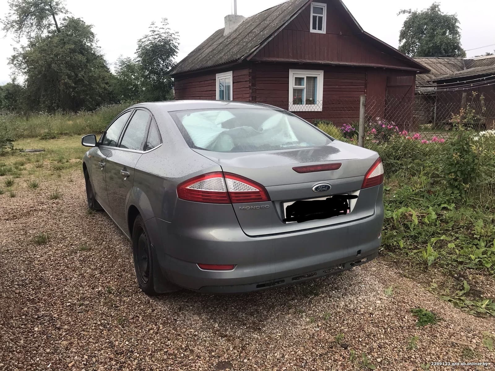 Ford Mondeo ВА7