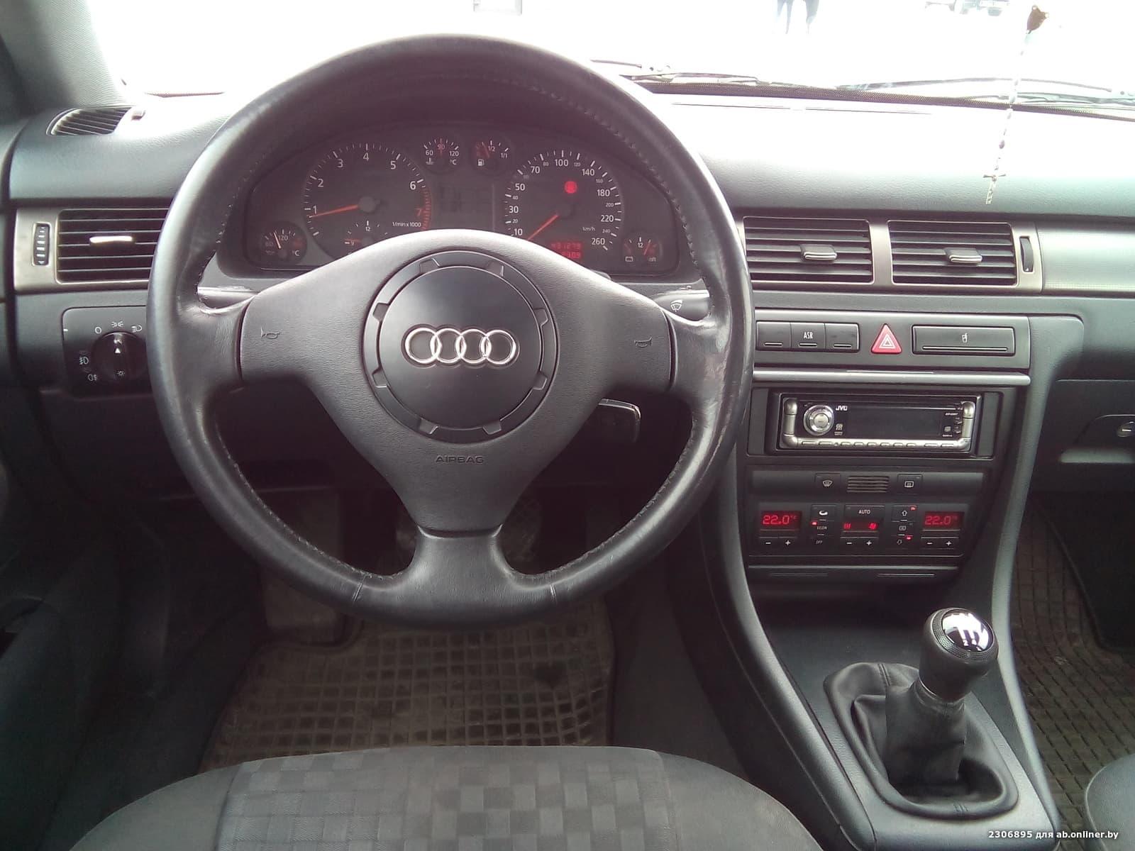 Audi A6 ОБМЕН