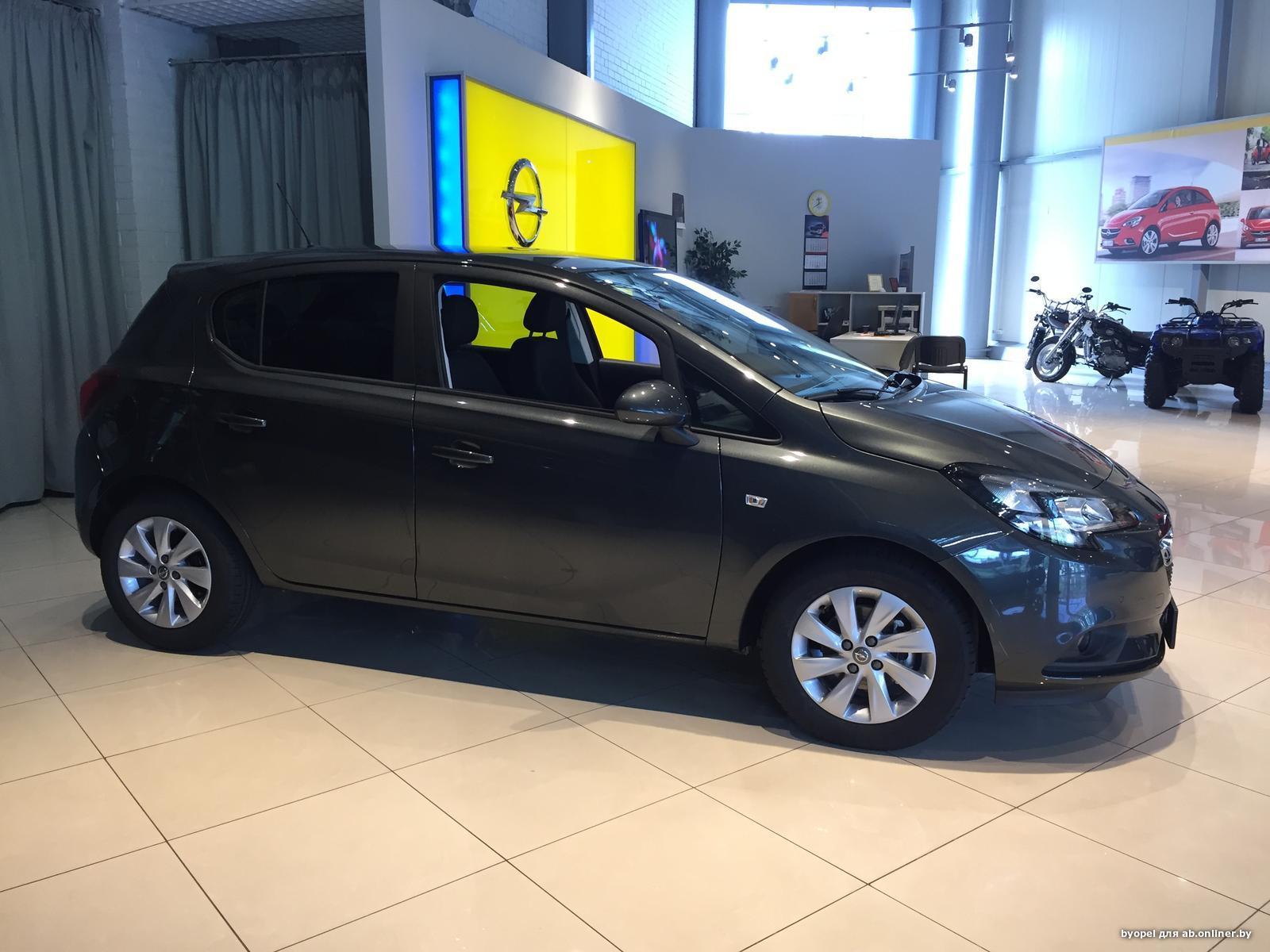 Opel Corsa E 1.4 MT