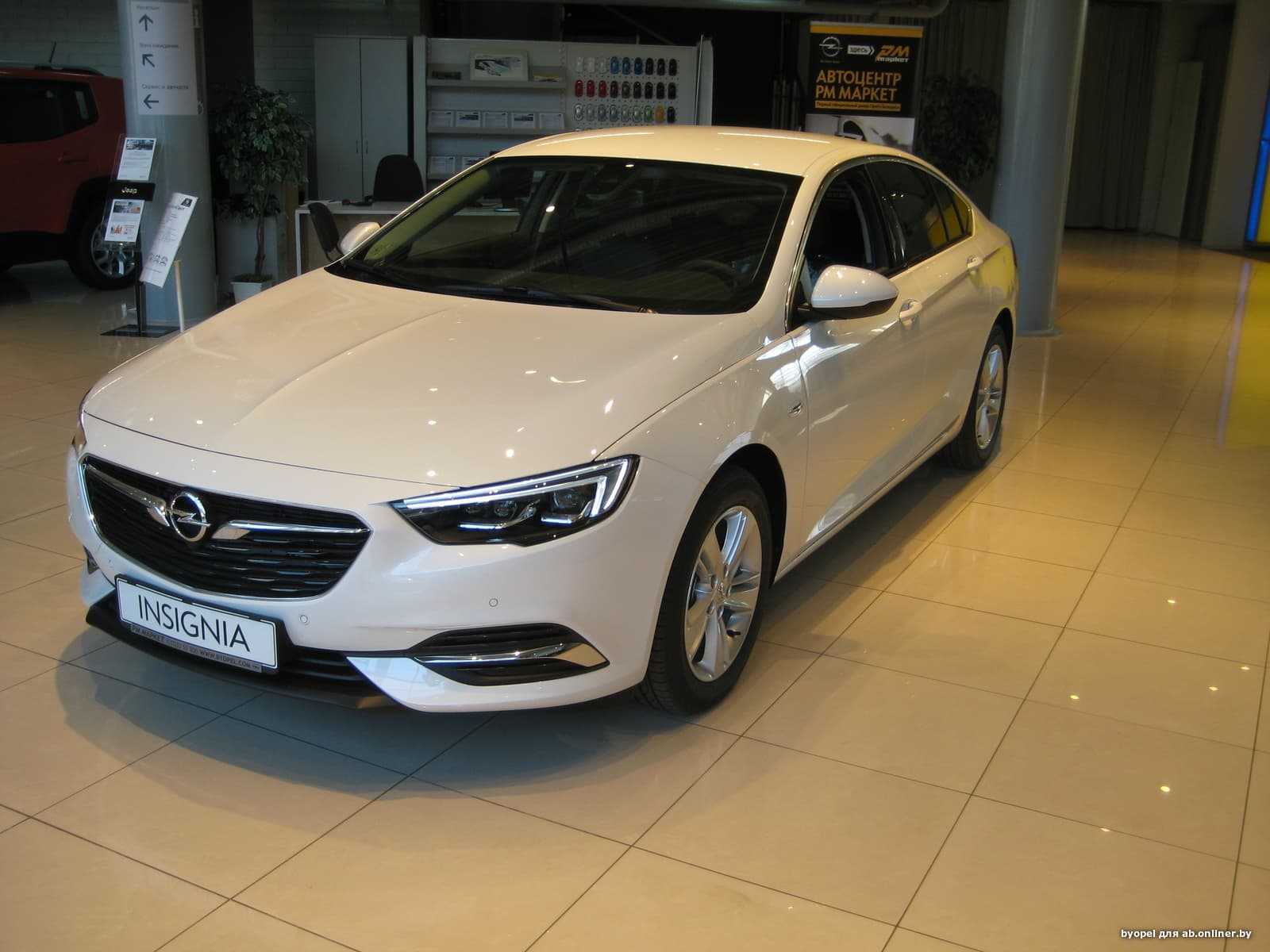 Opel Insignia Grand Sport 1.5 Turbo MT