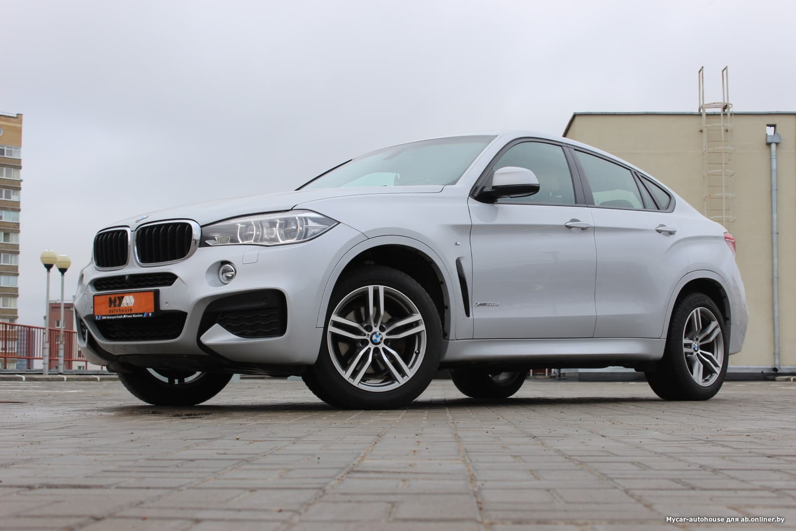 BMW X6 30D