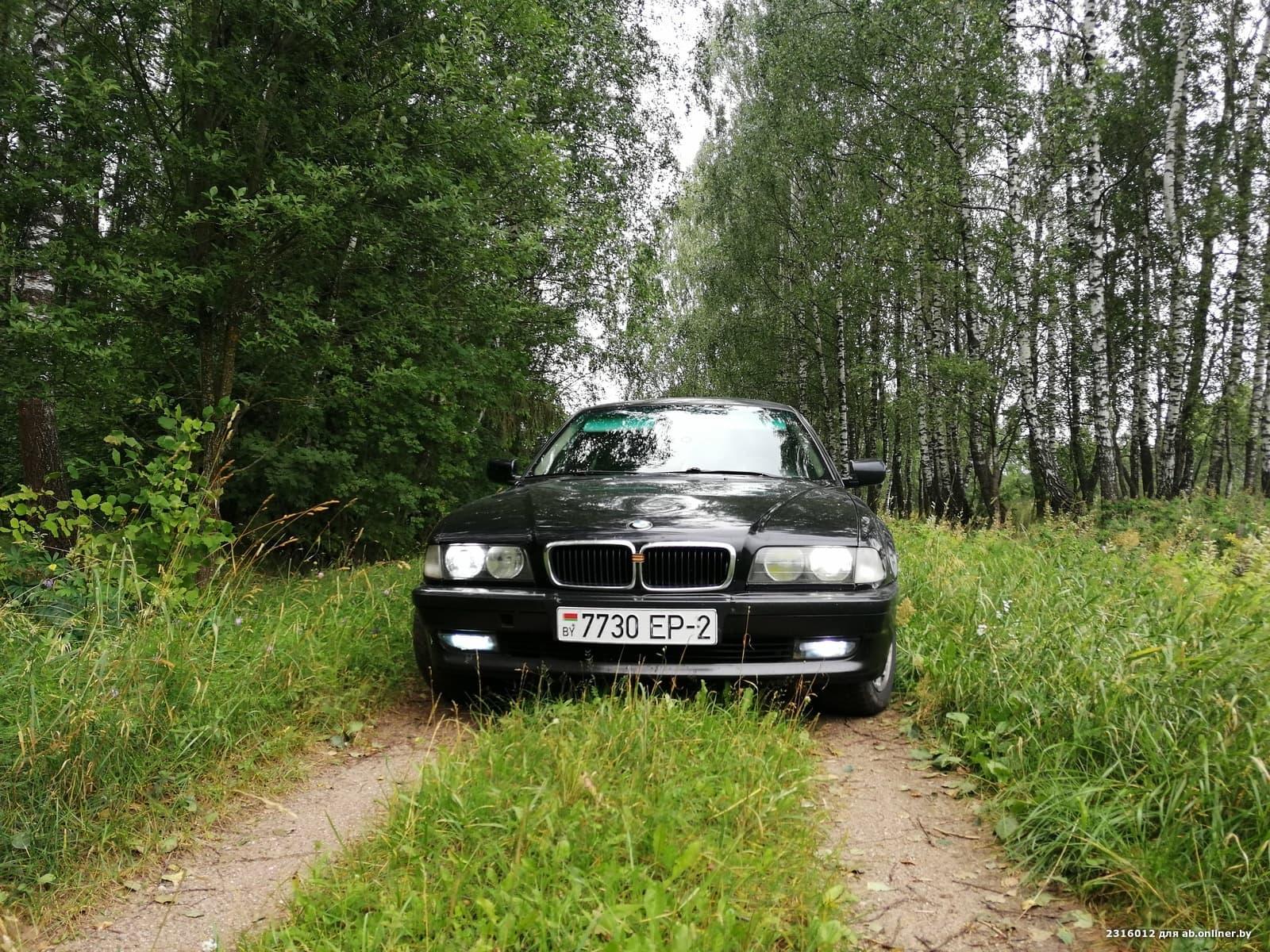 BMW 740 Е38
