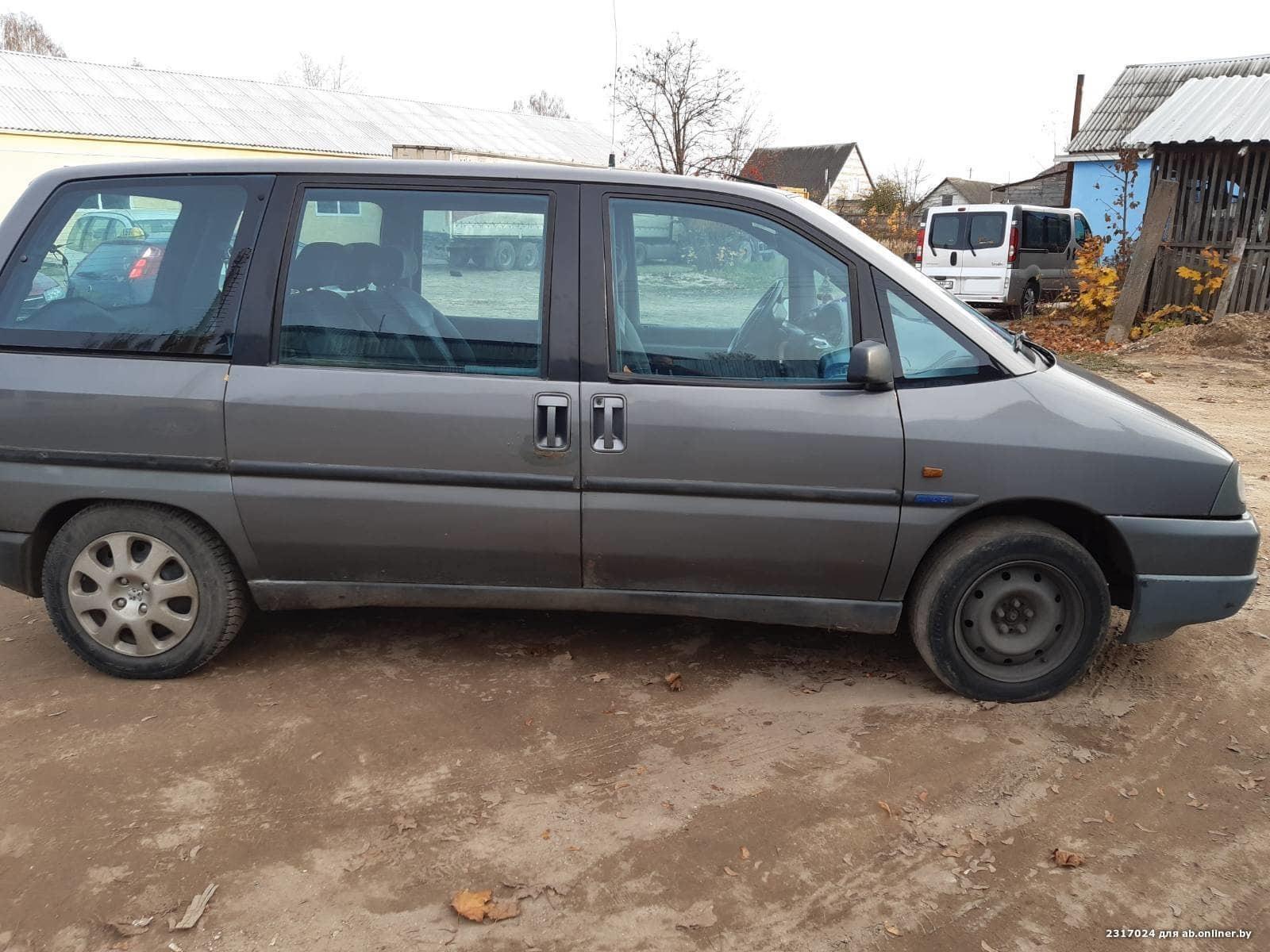 Fiat Ulysse Тди