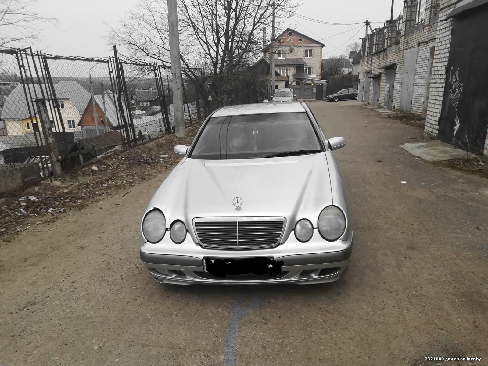 Mercedes-Benz E220 Classik