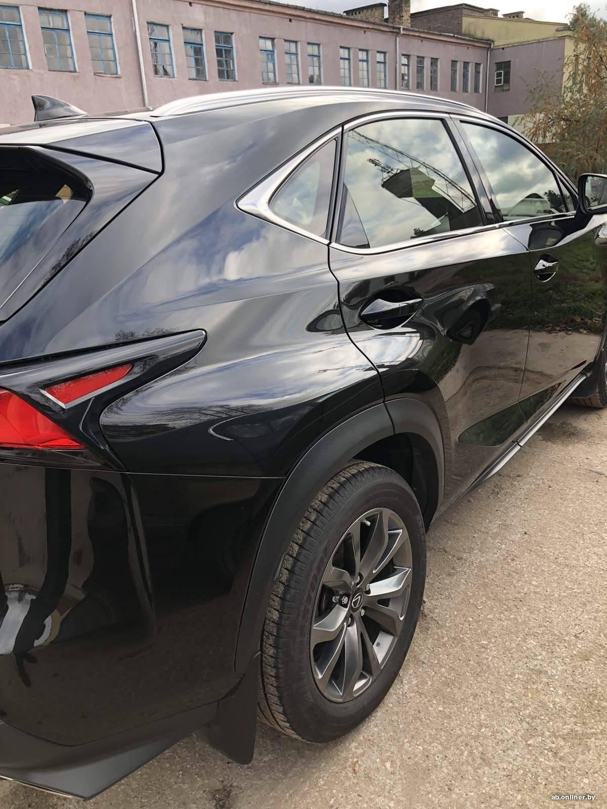 Lexus NX 300  F- sport